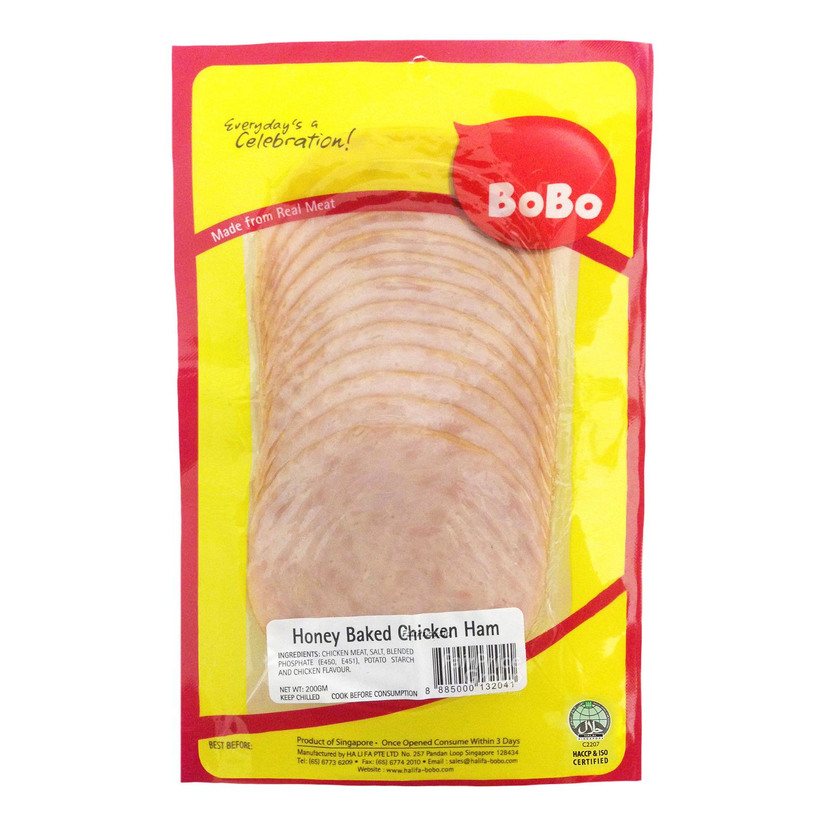 BoBo Chicken Ham - Honey Baked
