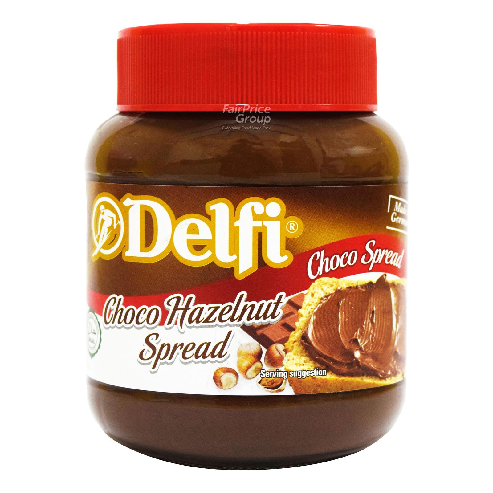 Delfi Chocolate Spread - Choco Hazelnut
