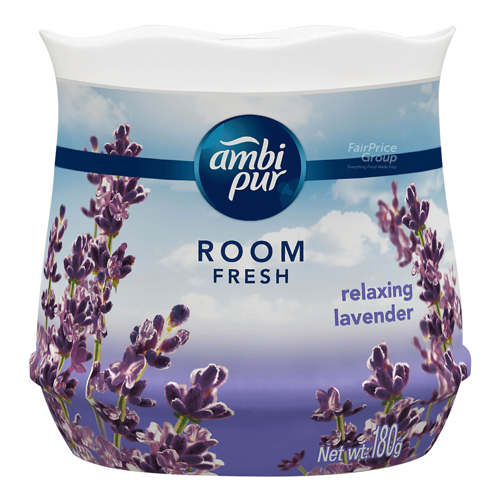 Ambi Pur Gel Fresh - Relaxing Lavender