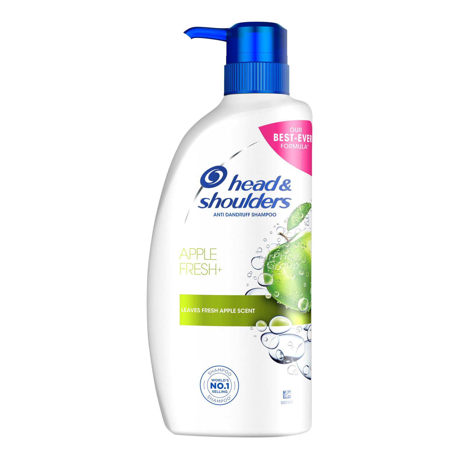 Head & Shoulders Anti-Dandruff Shampoo - Apple Fresh
