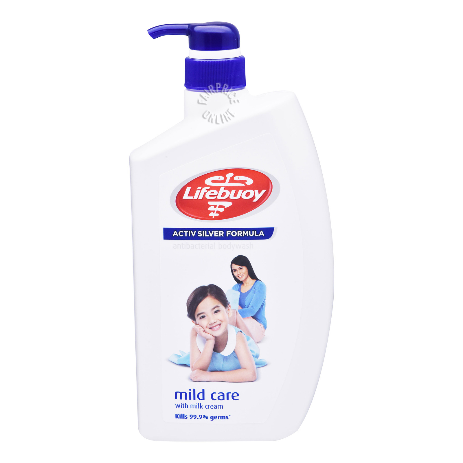 Lifebuoy Antibacterial Body Wash - Mild Care