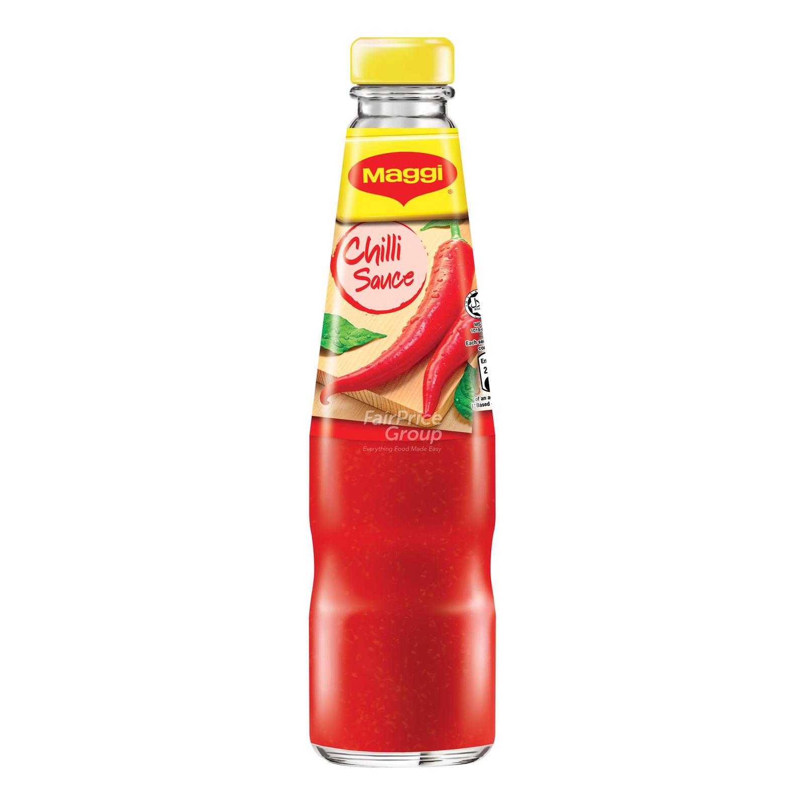 Maggi Chili Sauce