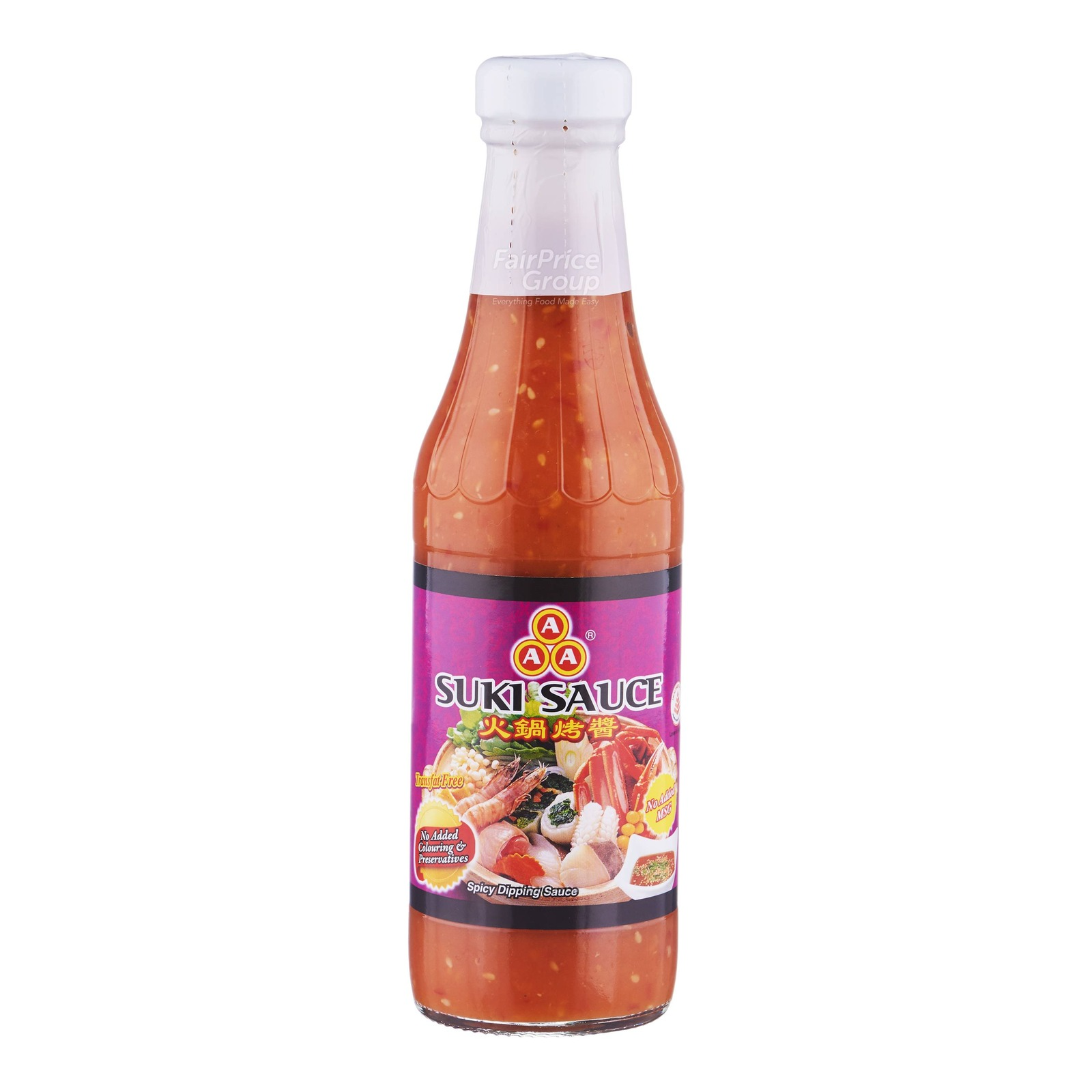 DANCING CHEF Suki Spicy Dipping Sauce 230g