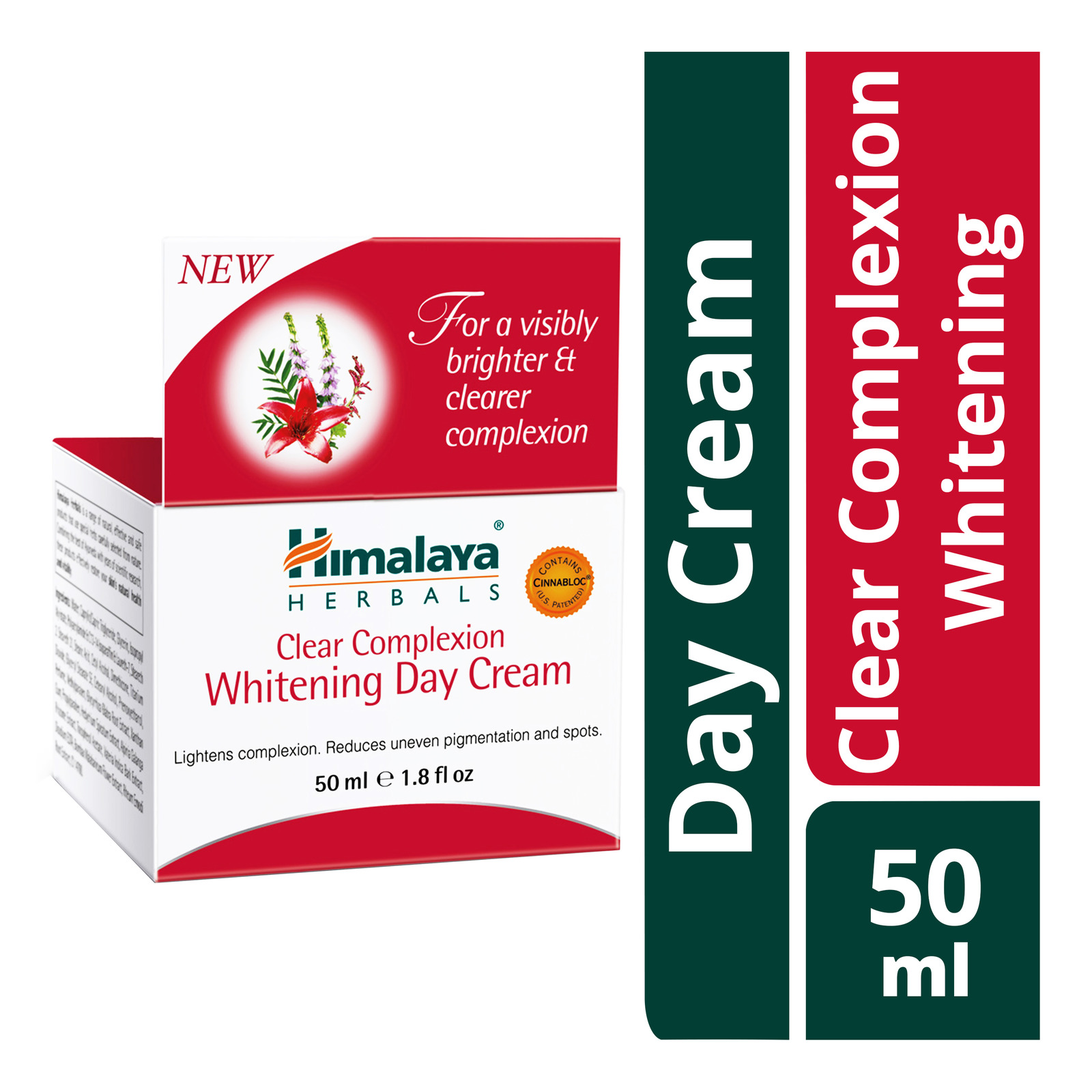 Himalaya Herbals Day Cream - Clear Complexion Whitening