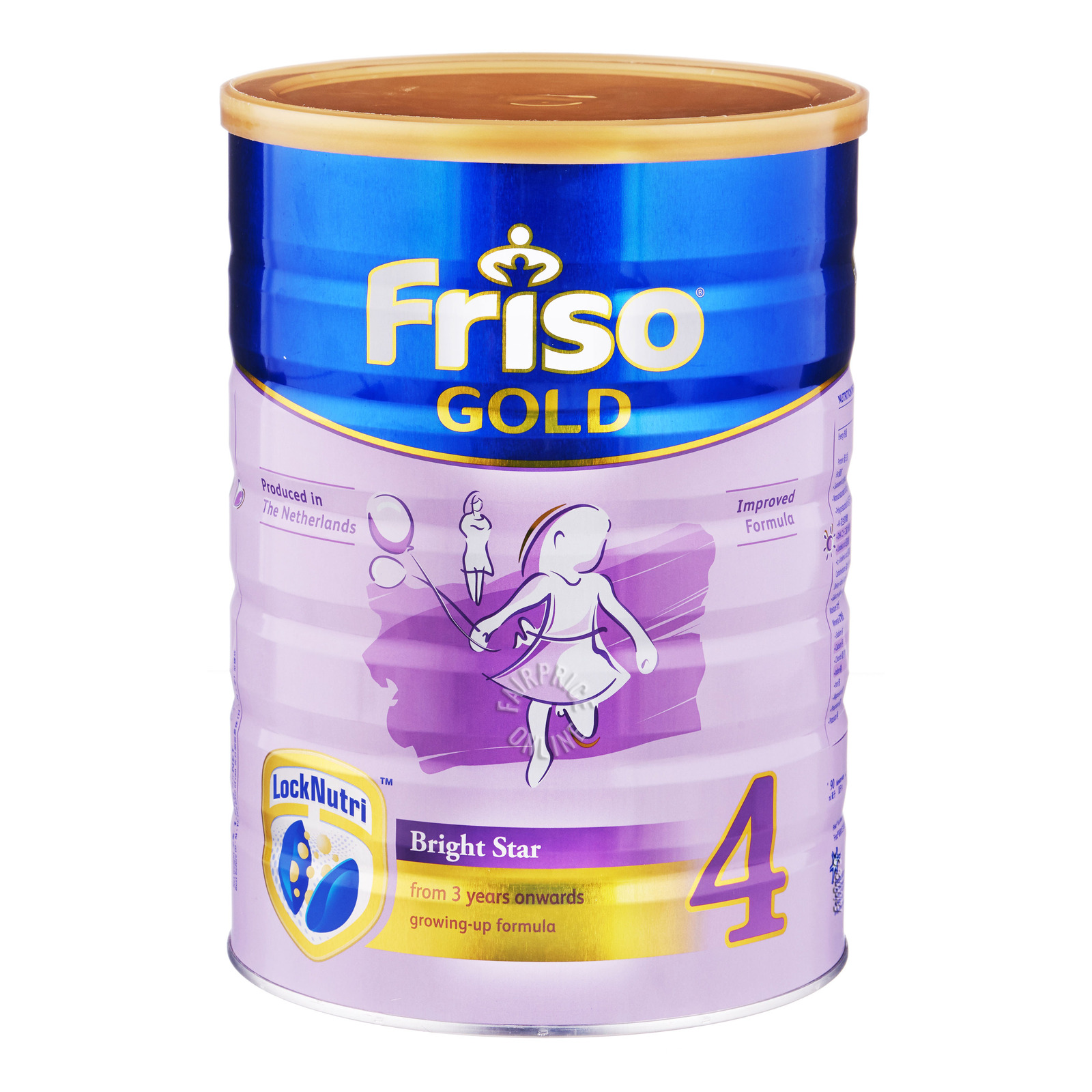 FRISO Gold Growing Up Milk Formula Stage 4 - 1.8kg