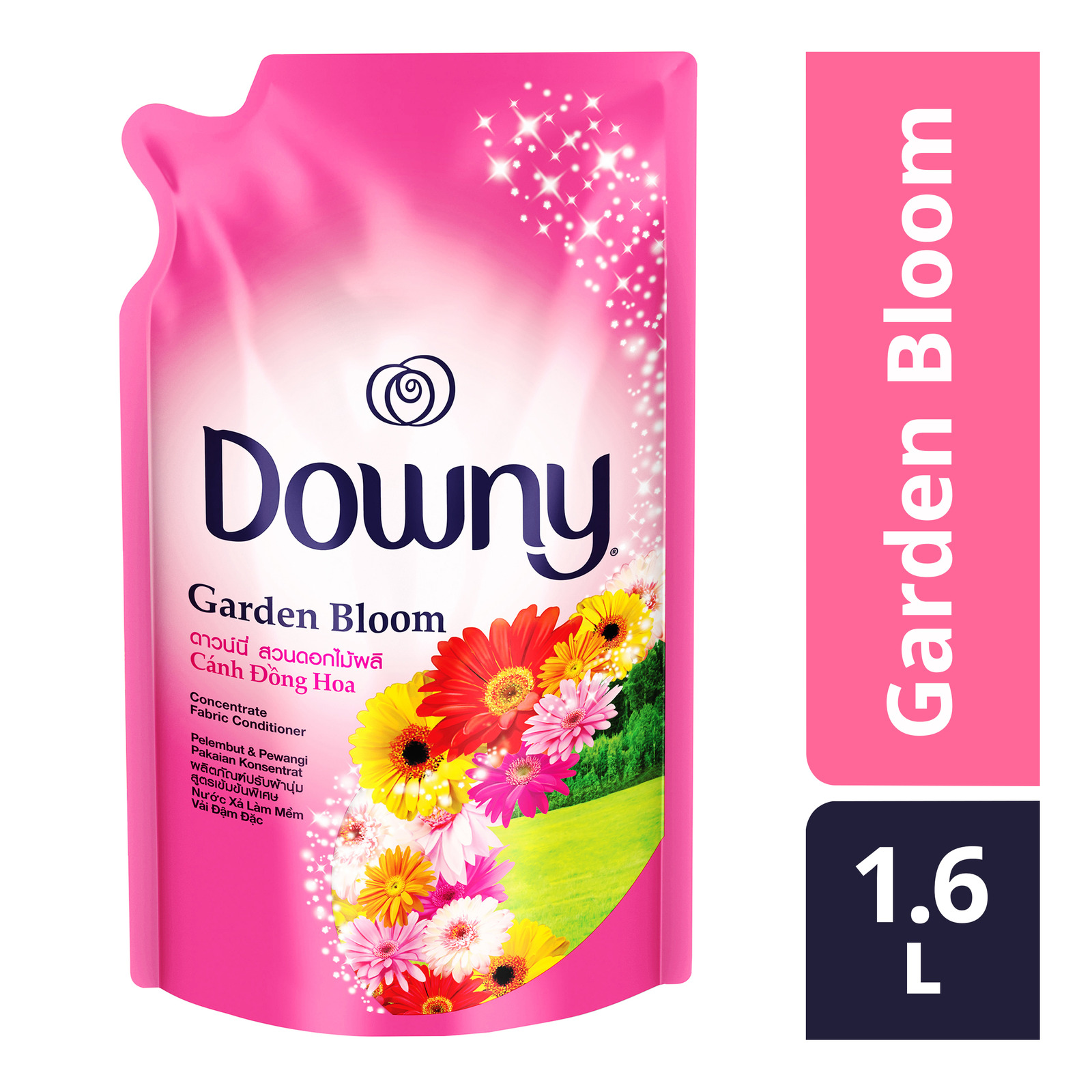 Downy Fabric Conditioner Refill - Garden Bloom