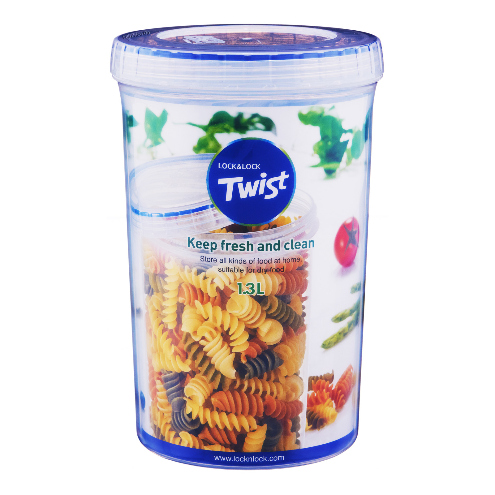 Lock & Lock Twist Stackable Airtight Container