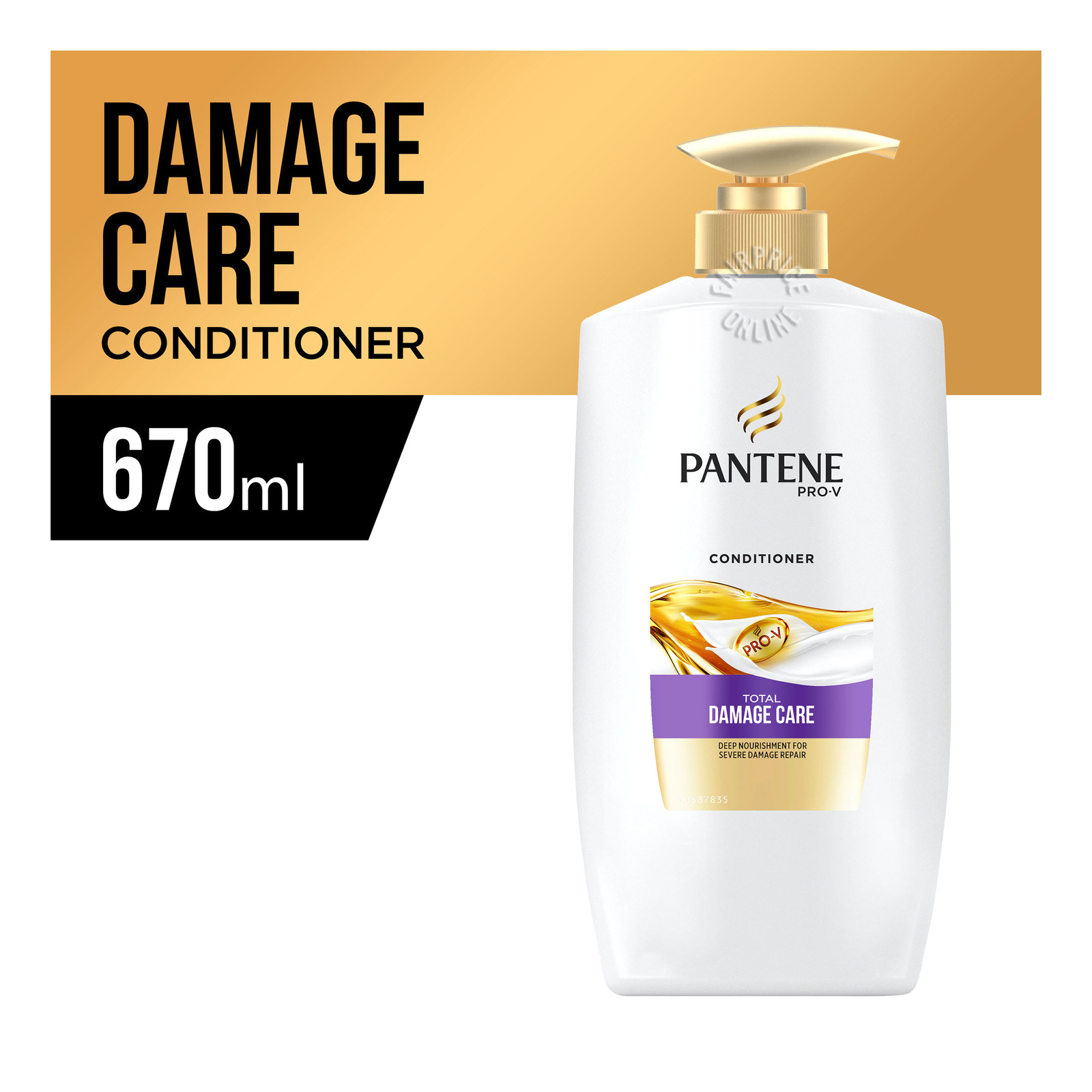 Pantene Pro-V Conditioner - Total Damage Care
