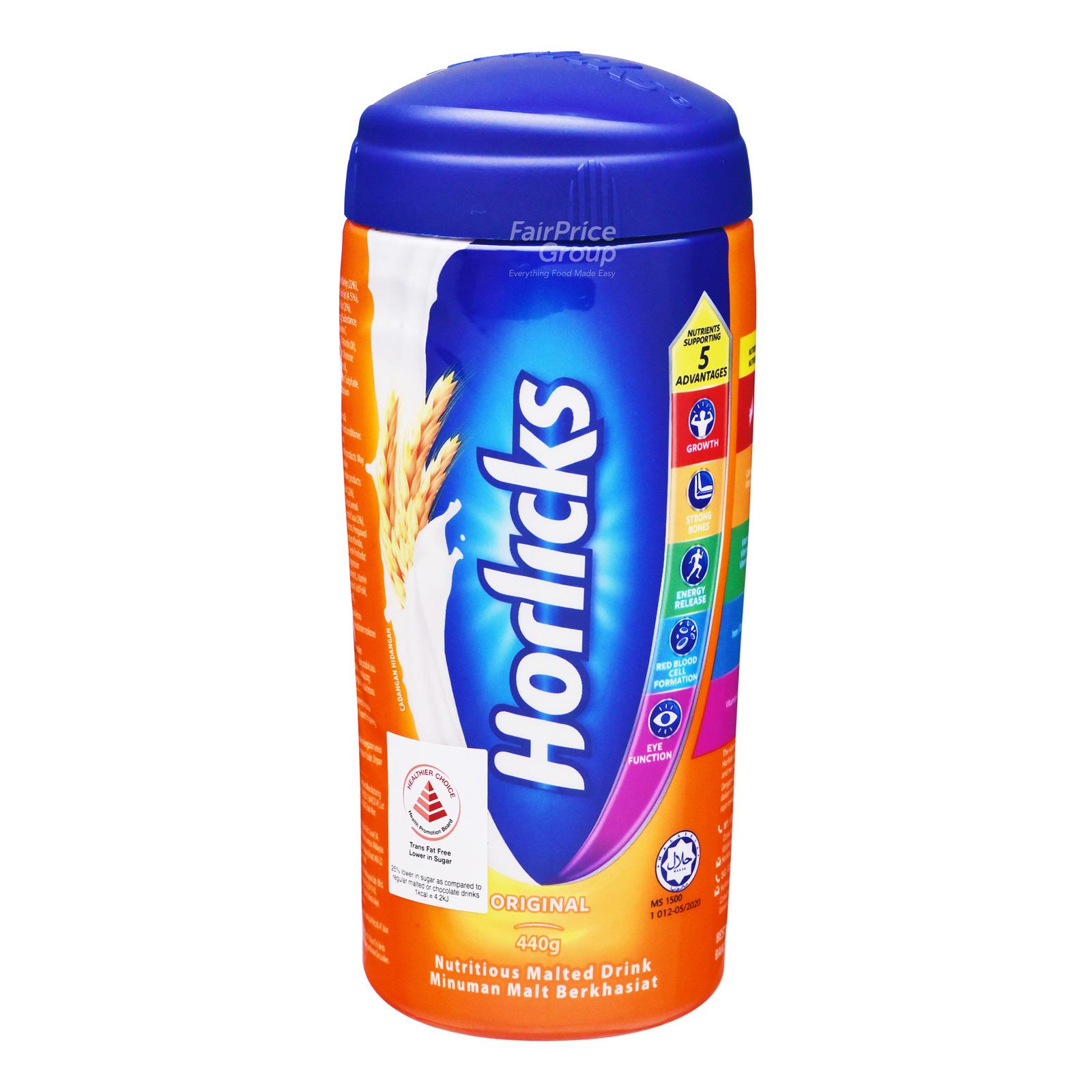 Horlicks Instant Malted Drink Powder - Original