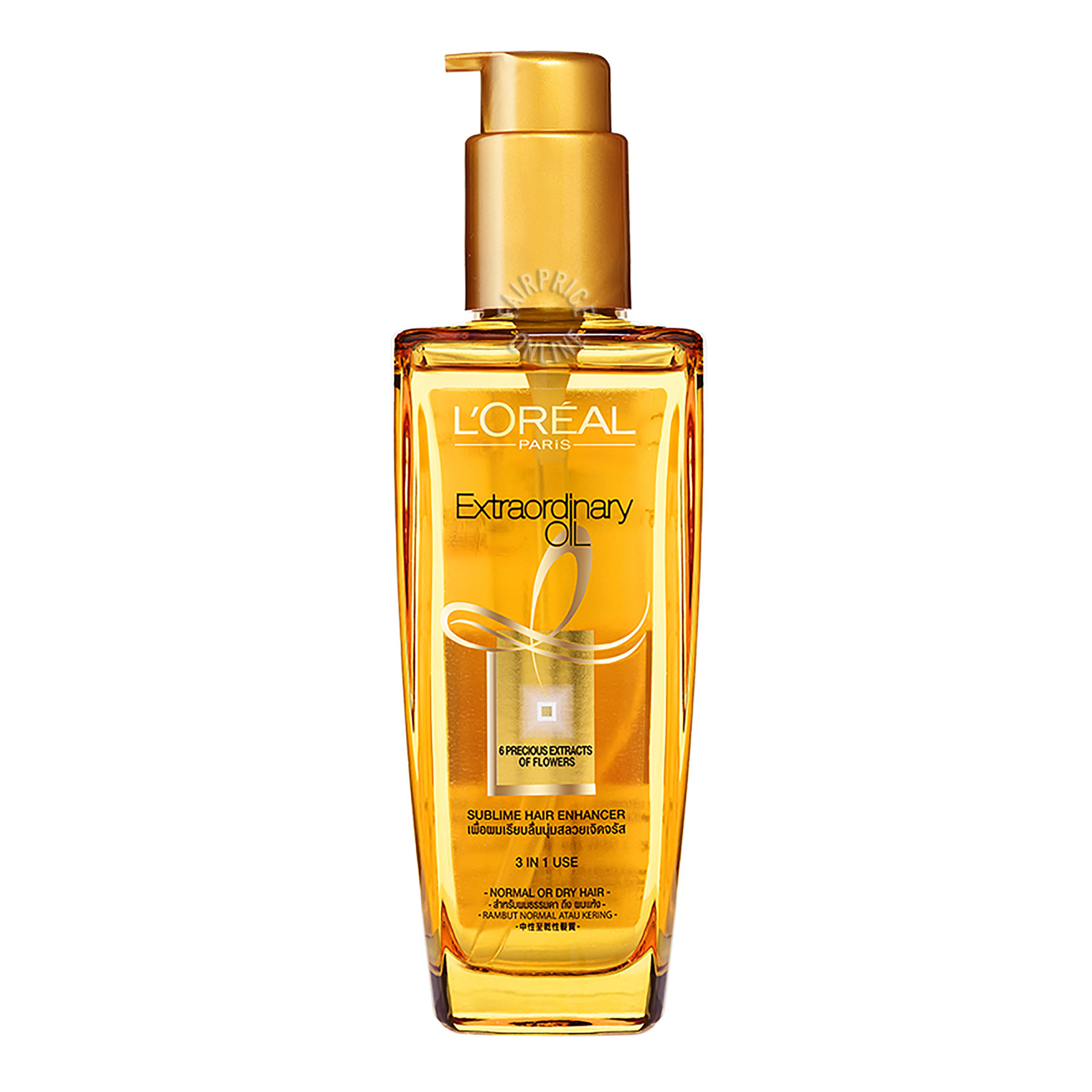 L'Oreal Paris Elseve Treatment - Extraordinary Oil (Gold)
