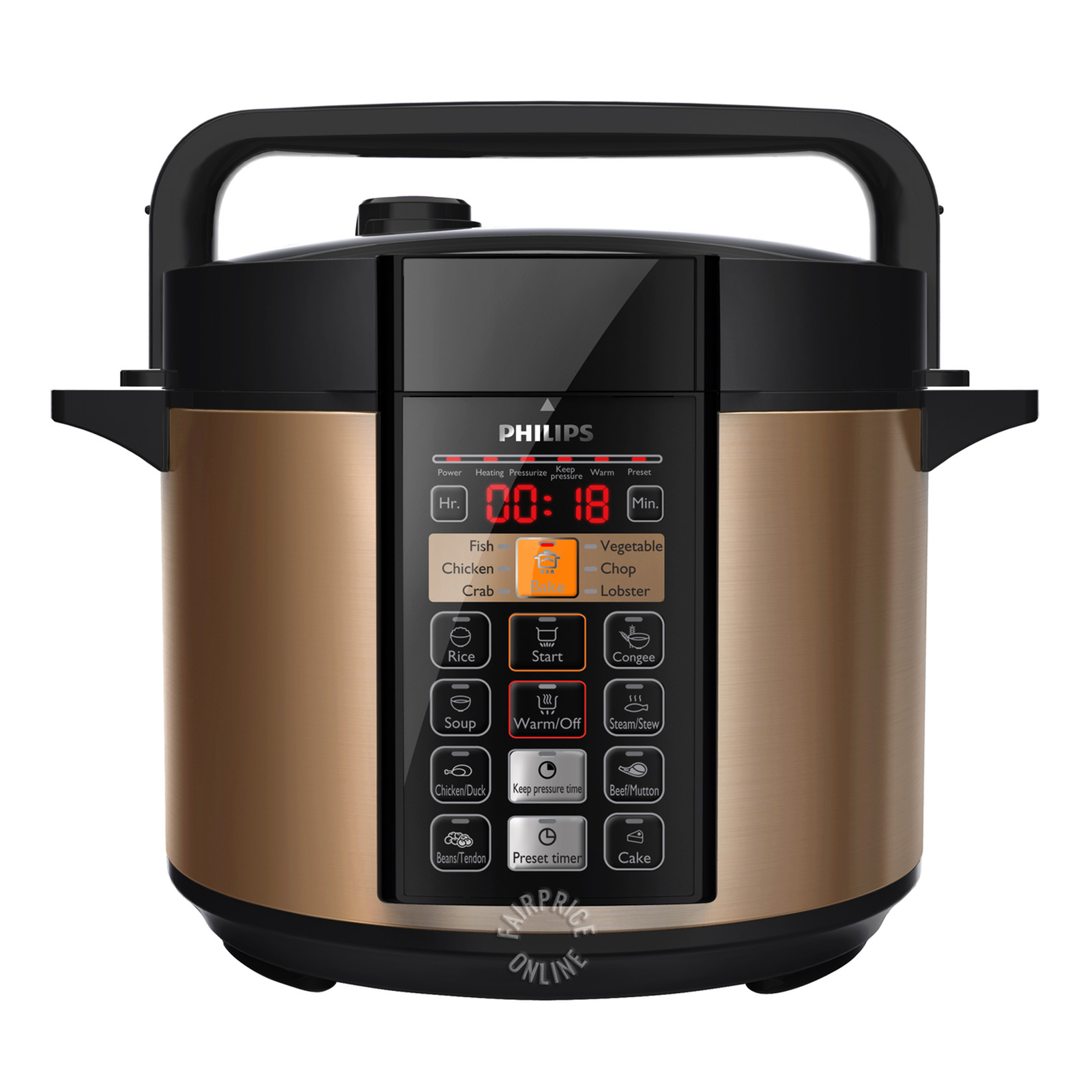 Philips Viva Collection Electric Pressure Cooker