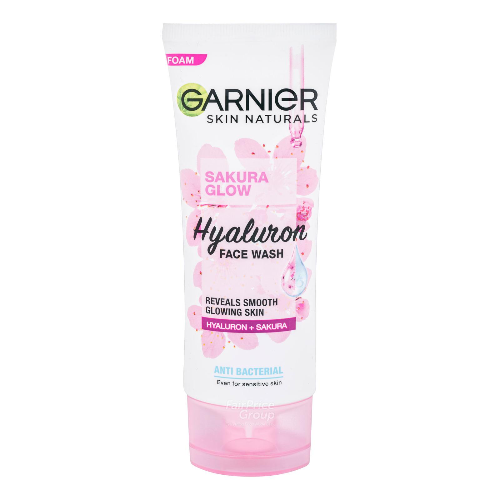 Garnier Cleansing Foam - Sakura White