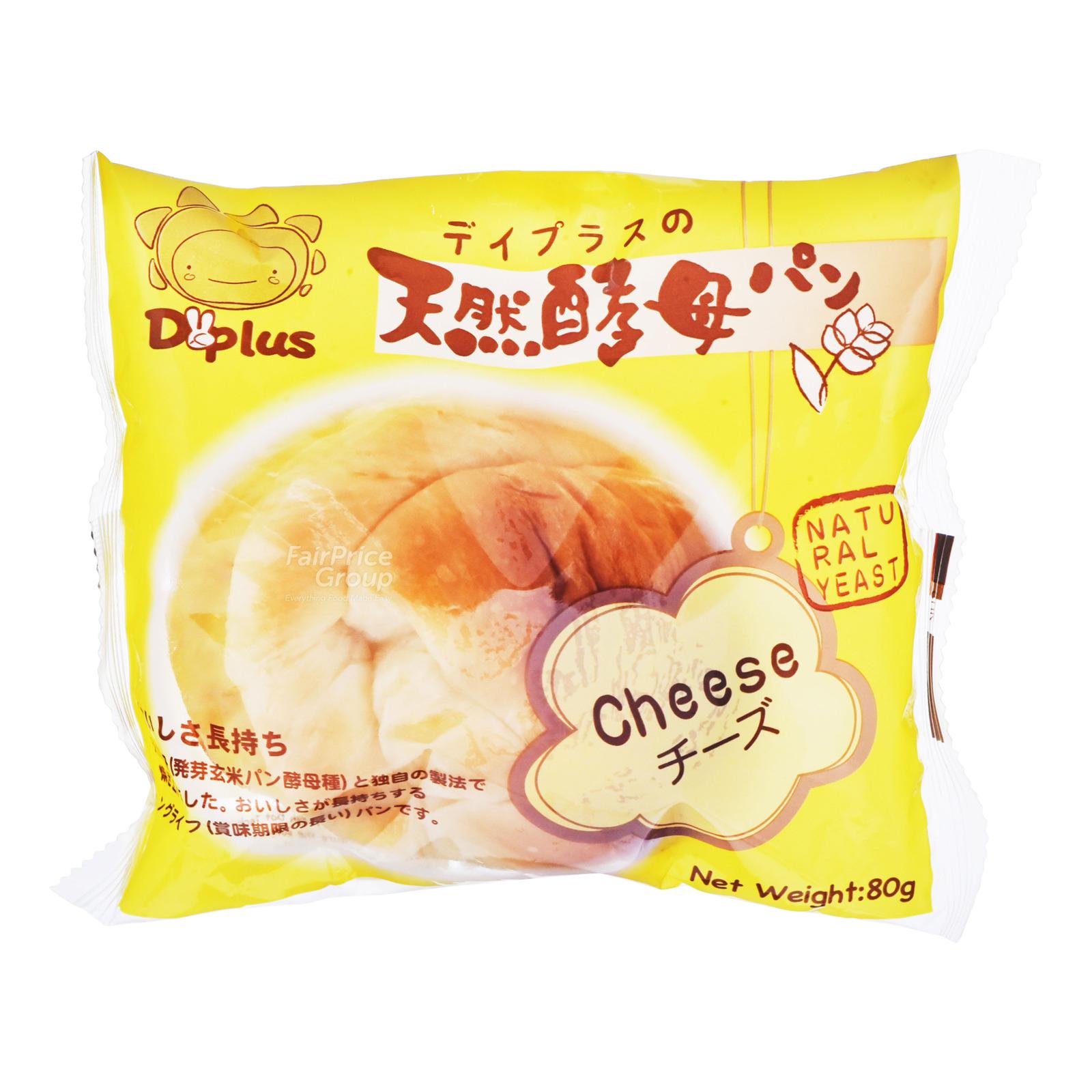 Dayplus Natural Yeast Bread - Cheese