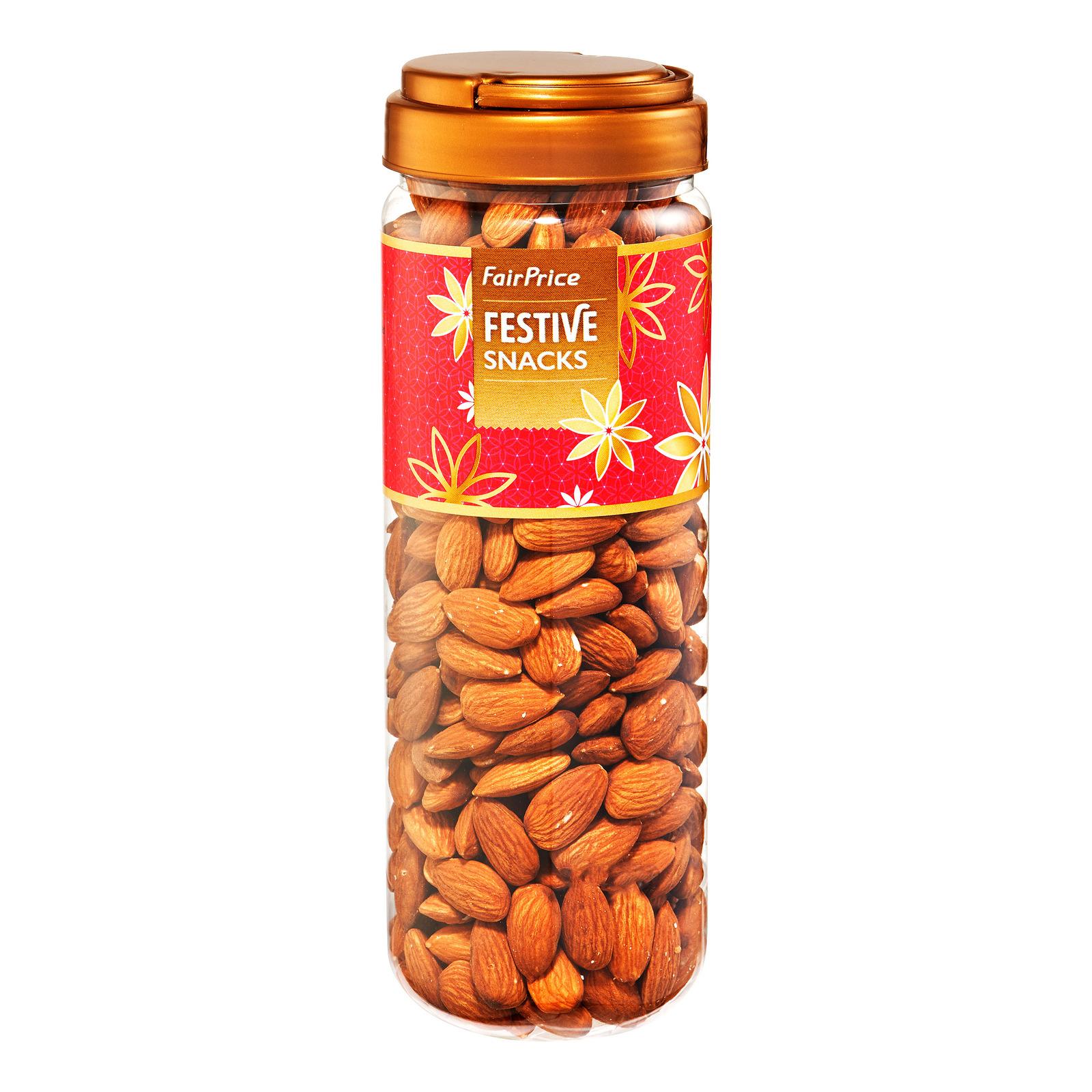 FairPrice Festive Snacks - Baked Almonds