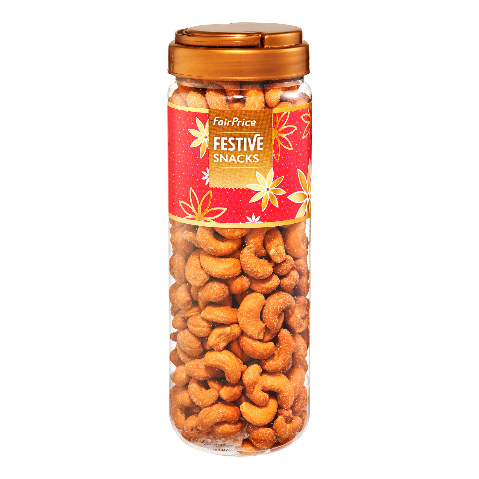 FairPrice Roasted Cashew Nuts (Jar)