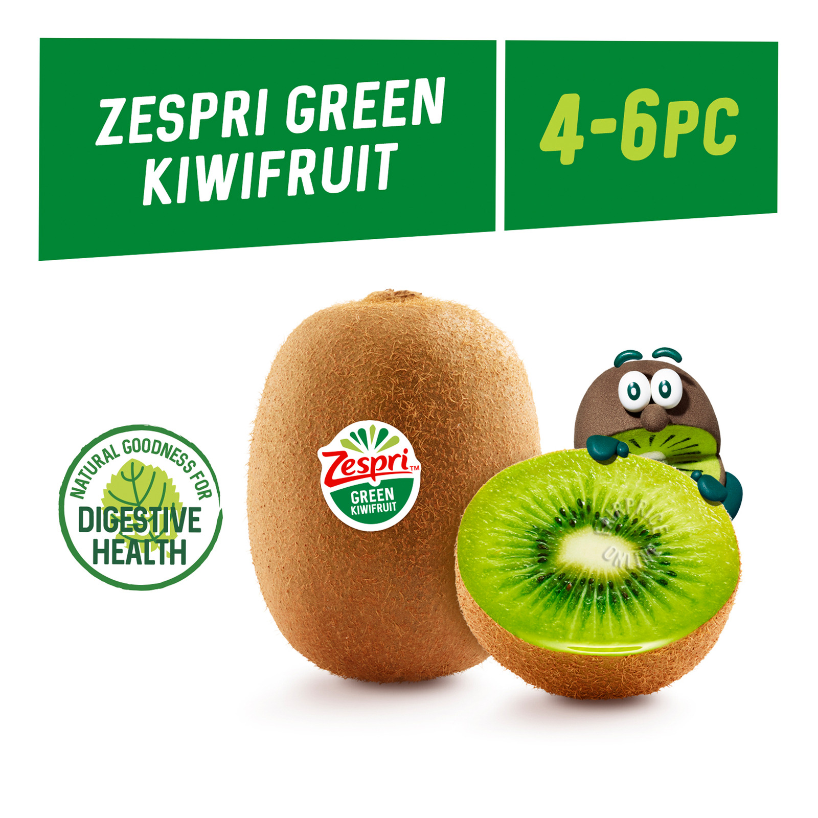 Zespri New Zealand Kiwifruit - Green