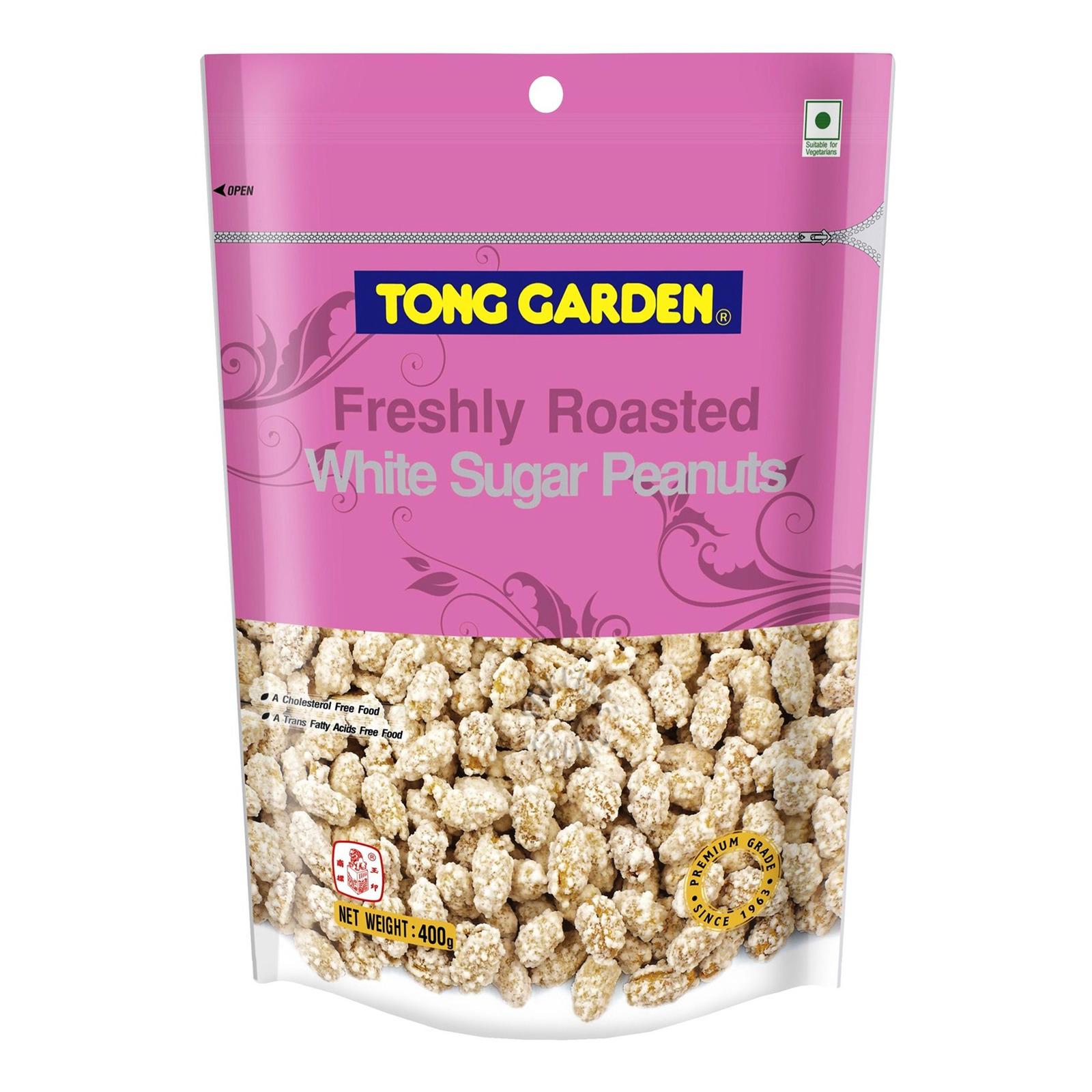 Tong Garden Freshly Roasted White Sugar Peanuts