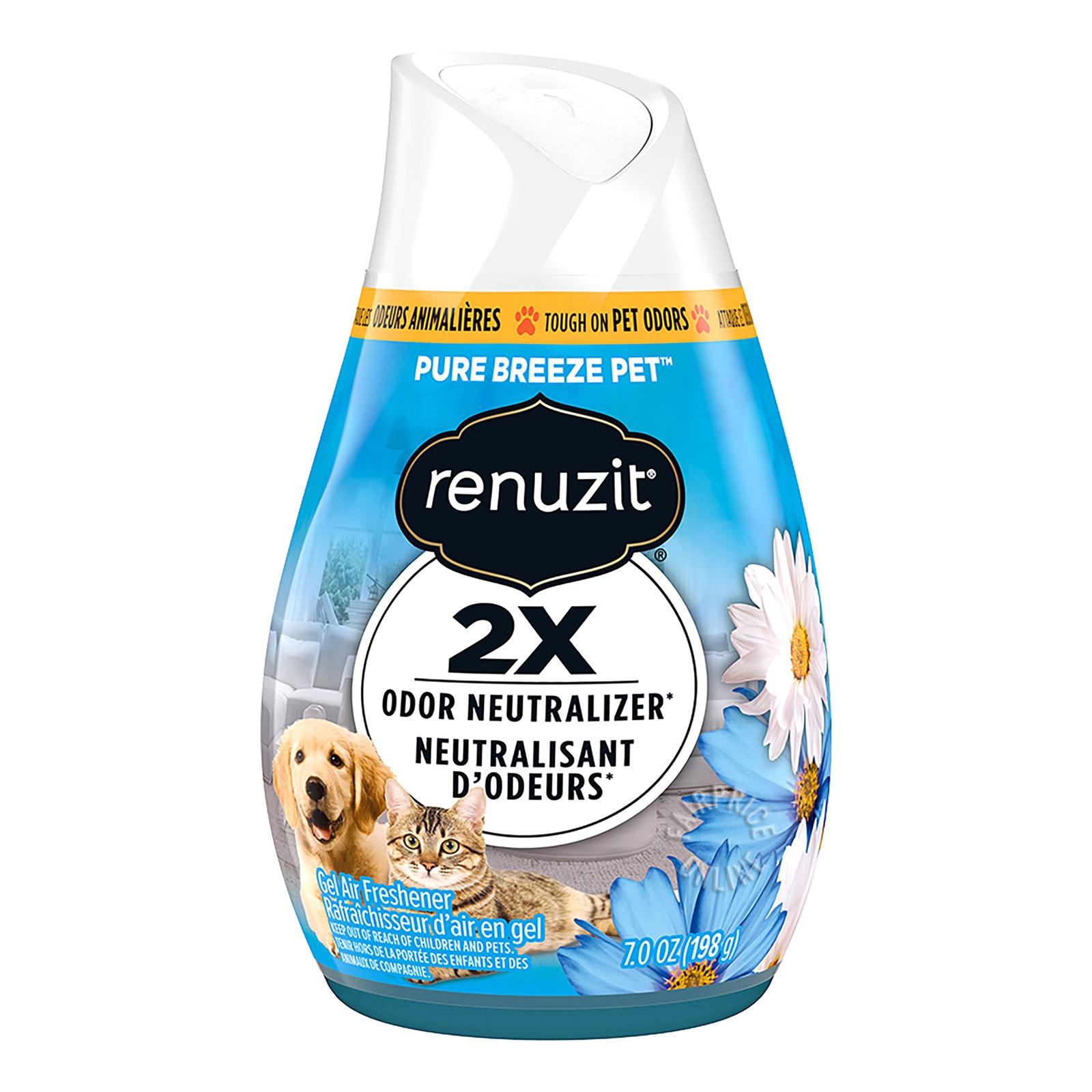 Renuzit Gel Air Freshener - Pure Breeze