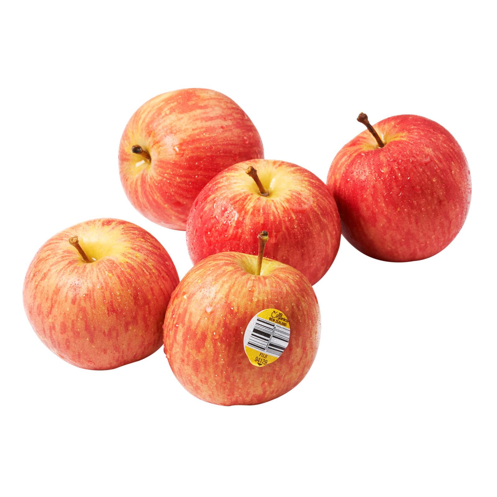 Organic New Zealand Fuji Apple