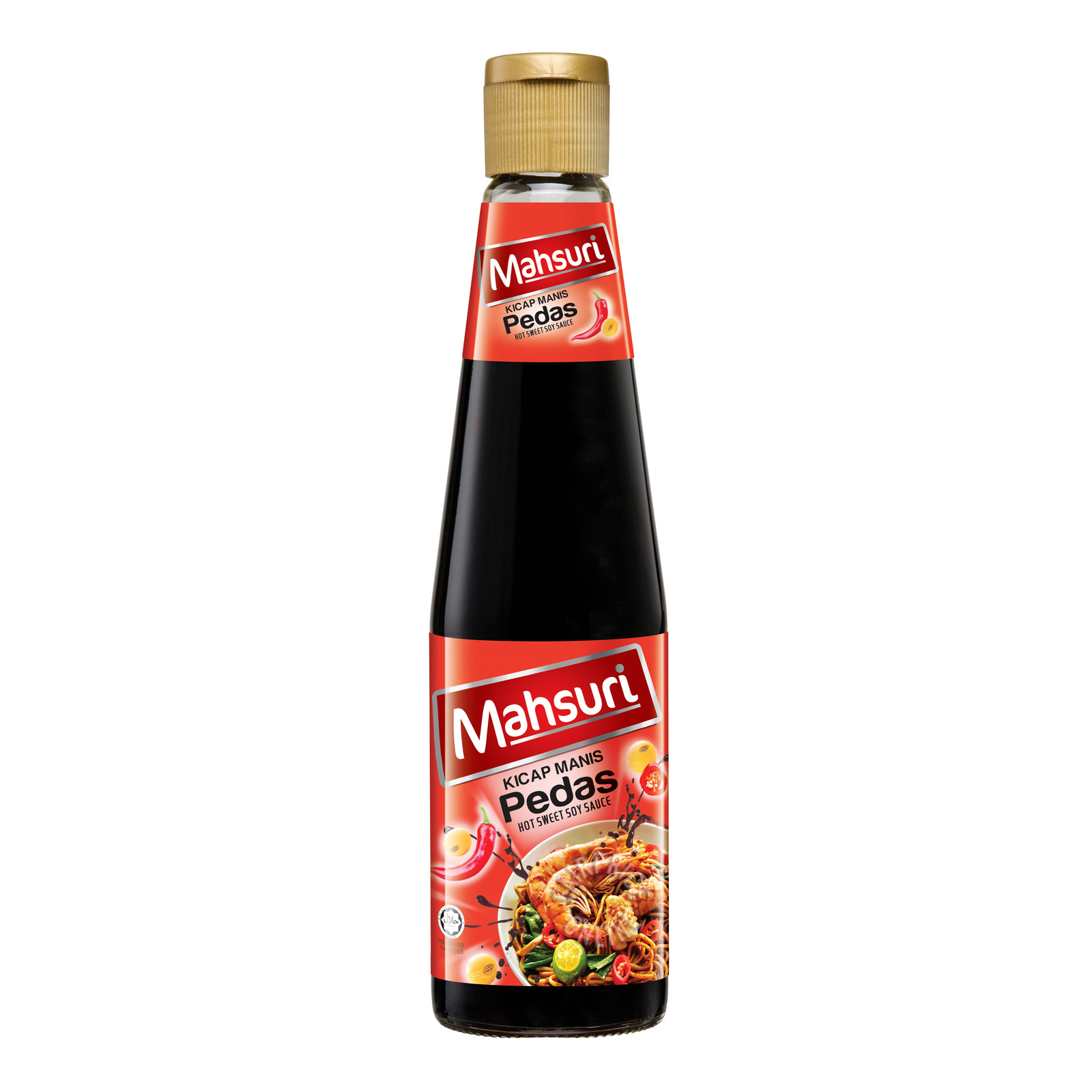 Mahsuri Hot Sweet Soy Sauce 410ML