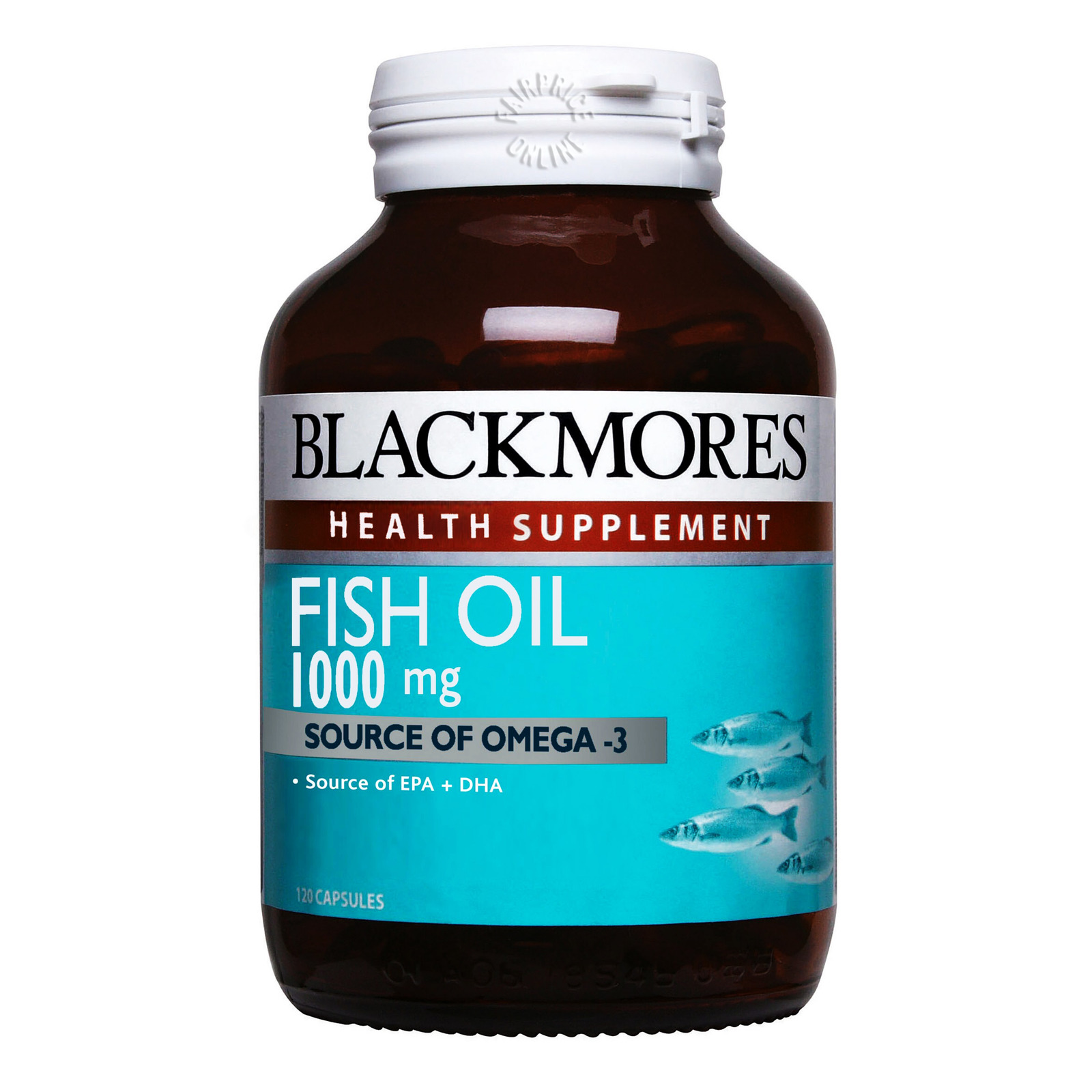 Blackmores Dietary Supplement - Fish Oil 1000