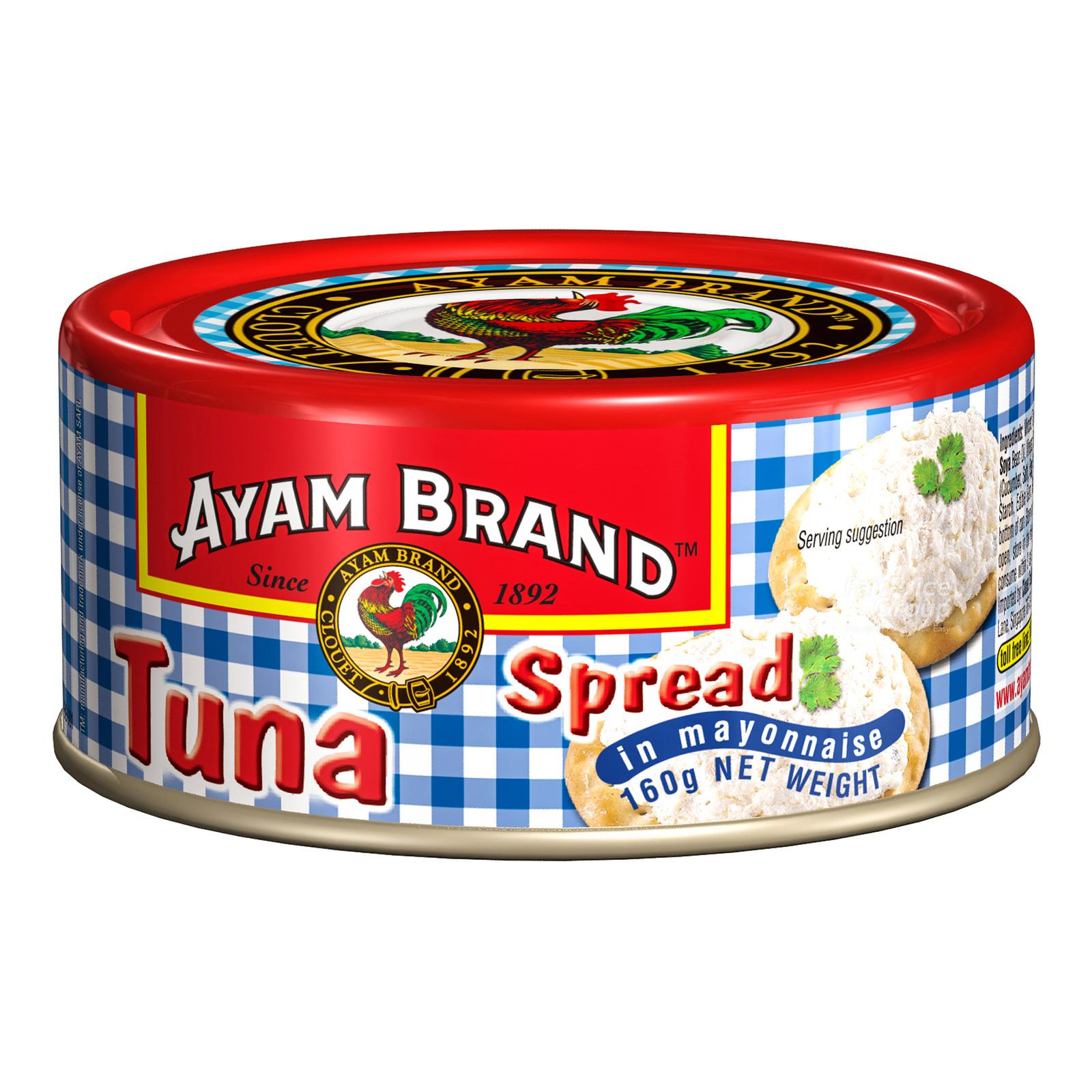 Ayam Brand Spread in Mayonnaise - Tuna