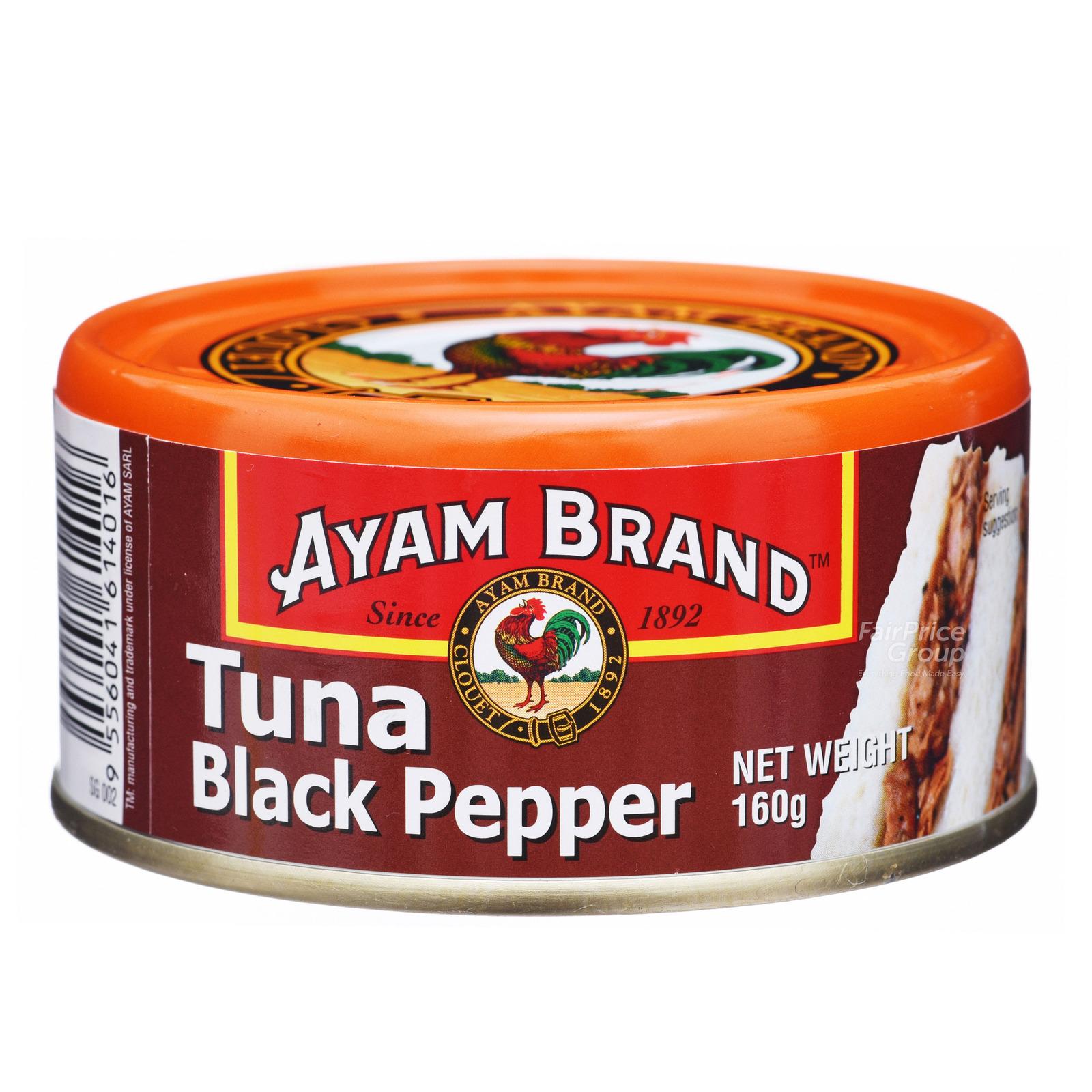 Ayam Brand Tuna - Black Pepper