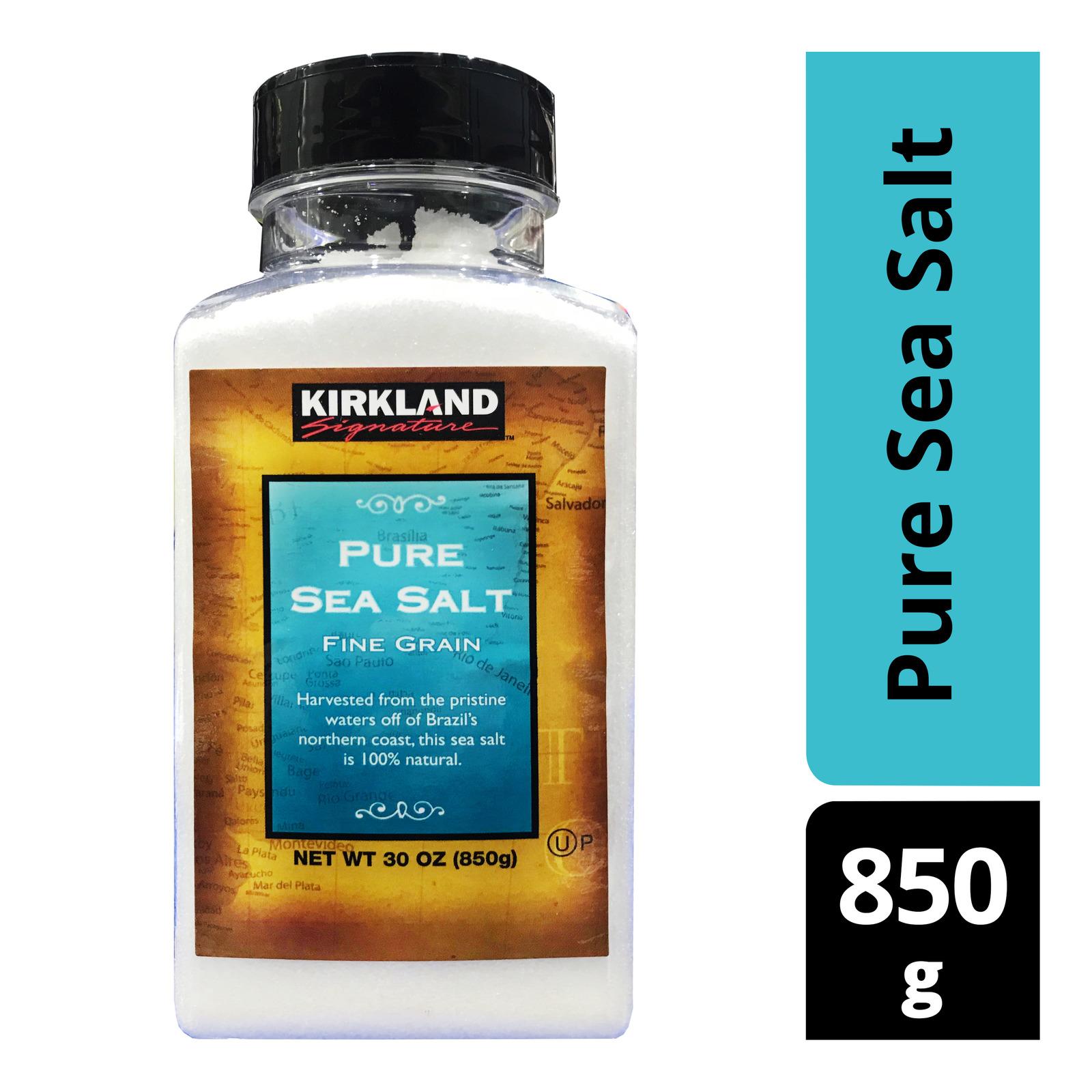Kirkland Signature Pure Sea Salt
