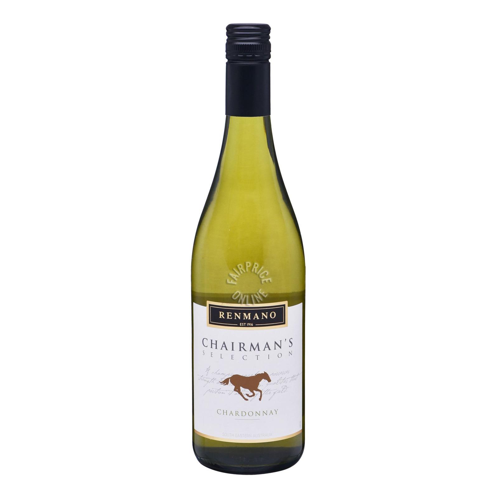 Renmano Chairman's White Wine - Chardonnay
