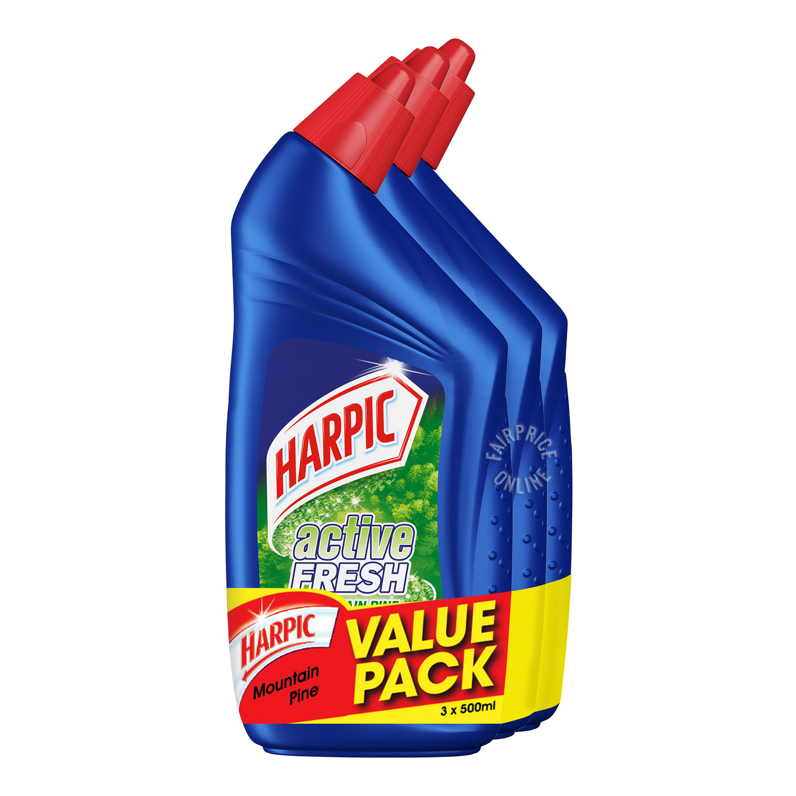 Harpic Toilet Cleaner Gel - Mountain Pine