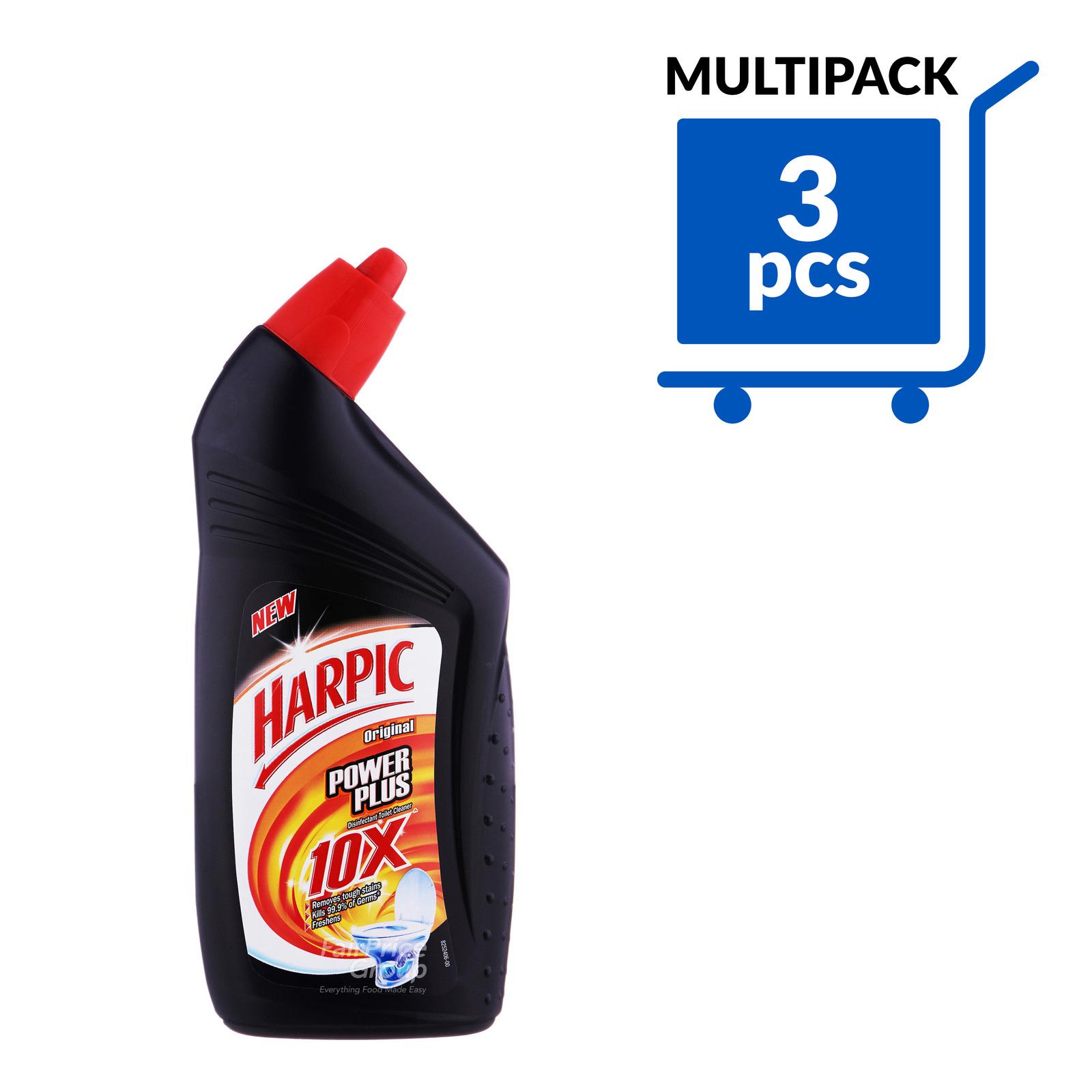 Harpic Toilet Cleaner Liquid - Power Plus