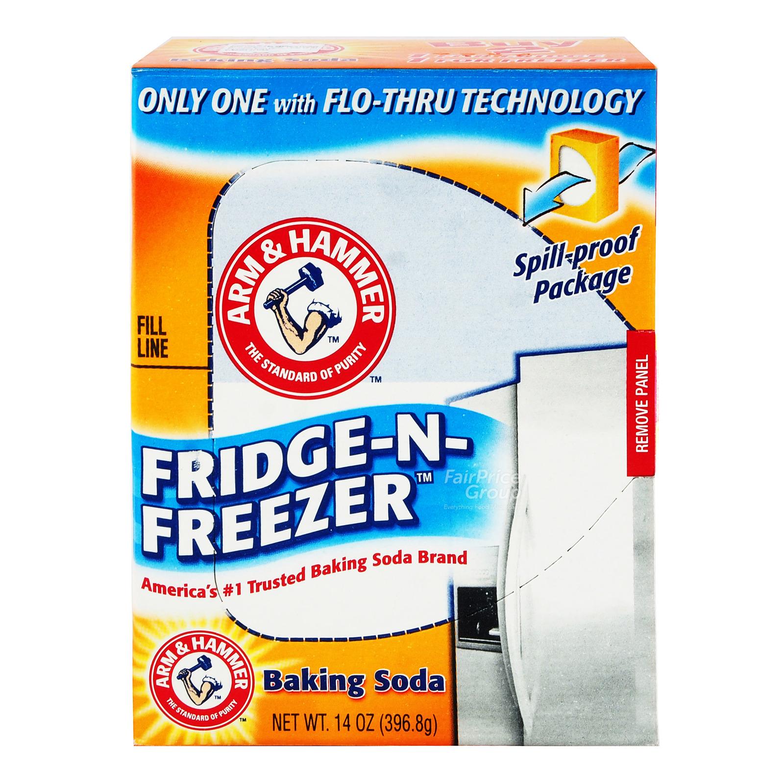 Arm & Hammer Baking Soda - Fridge-N-Freezer