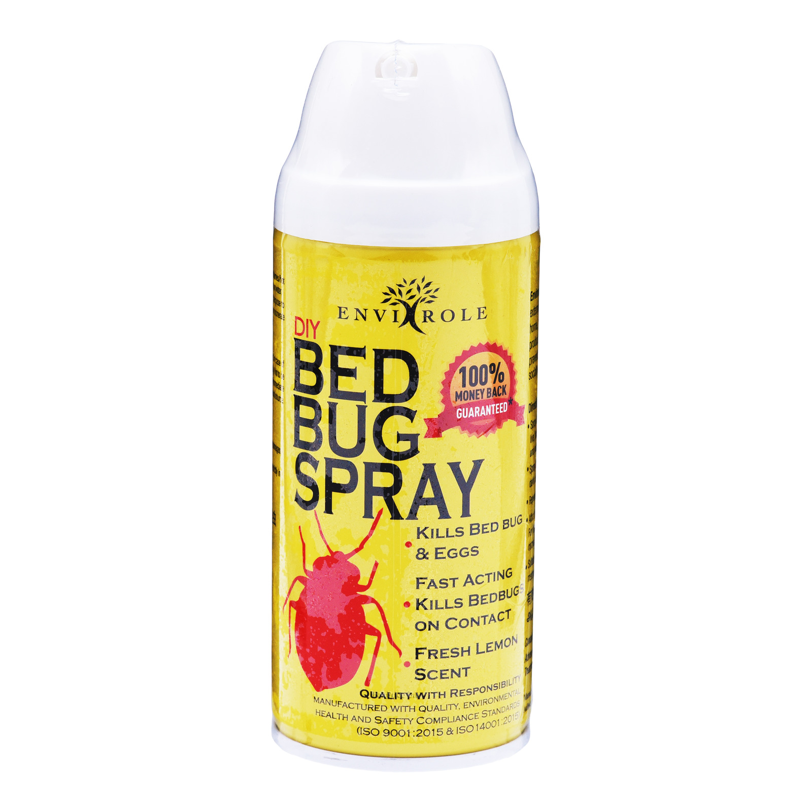 Envirole Bed Bug Aerosol Spray