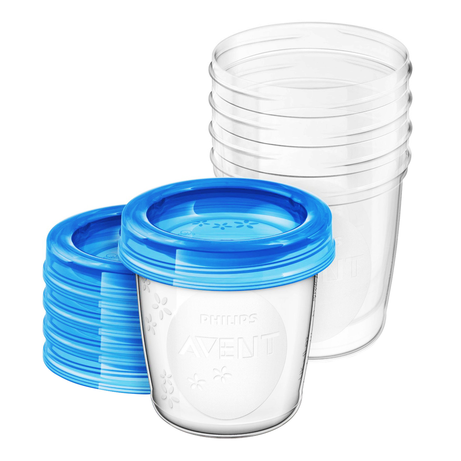 Philips Avent Storage Cups - Food
