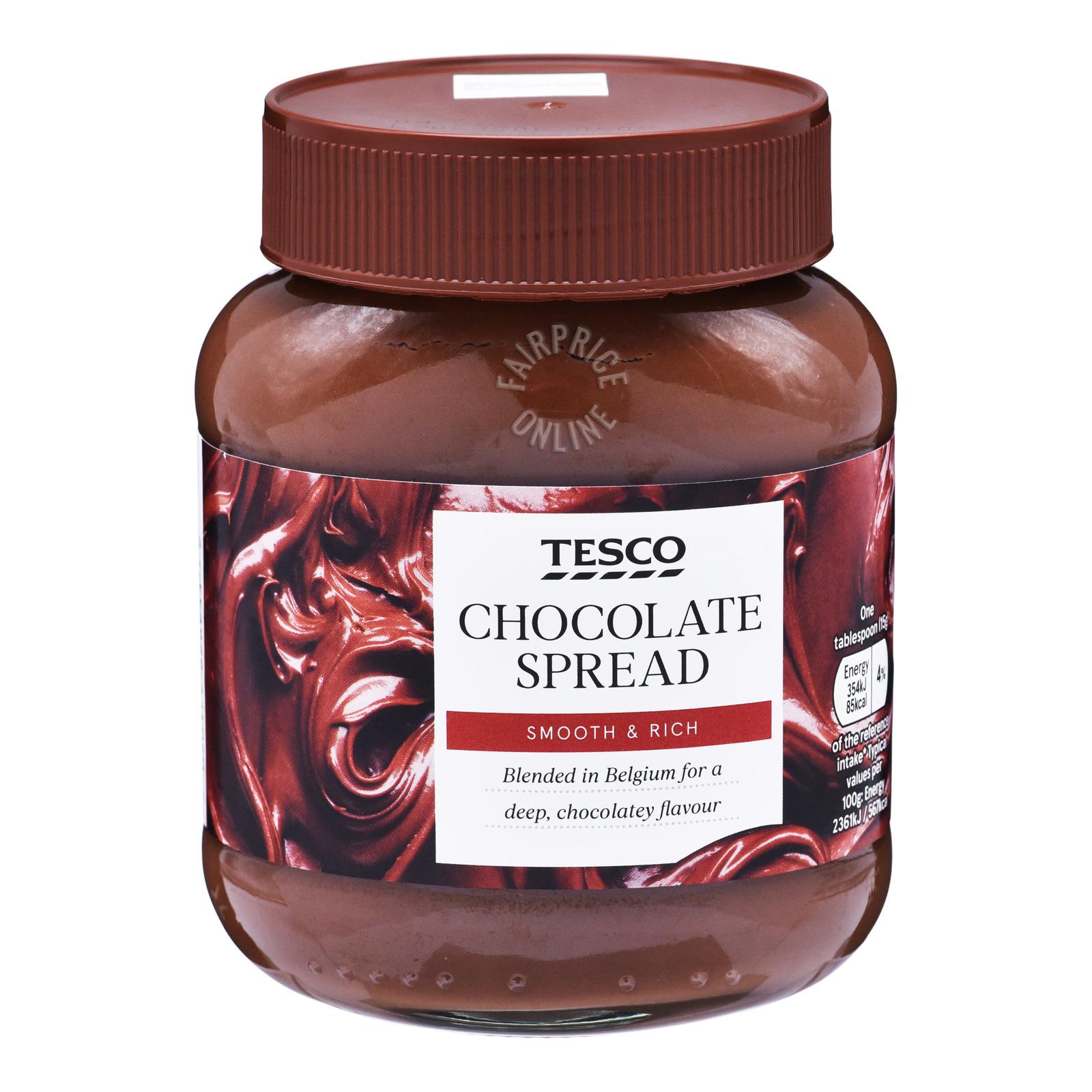 Tesco Chocolate Spread