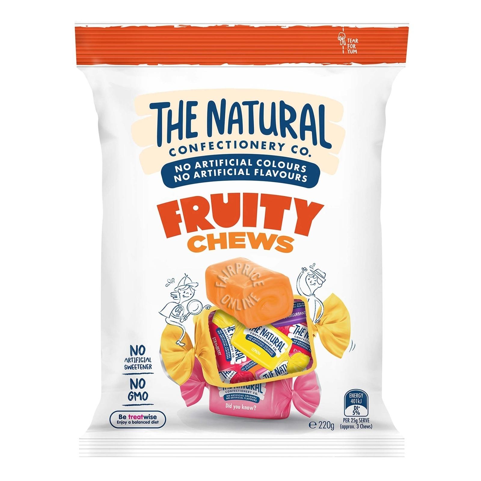 TNCC Chews Candies - Fruity