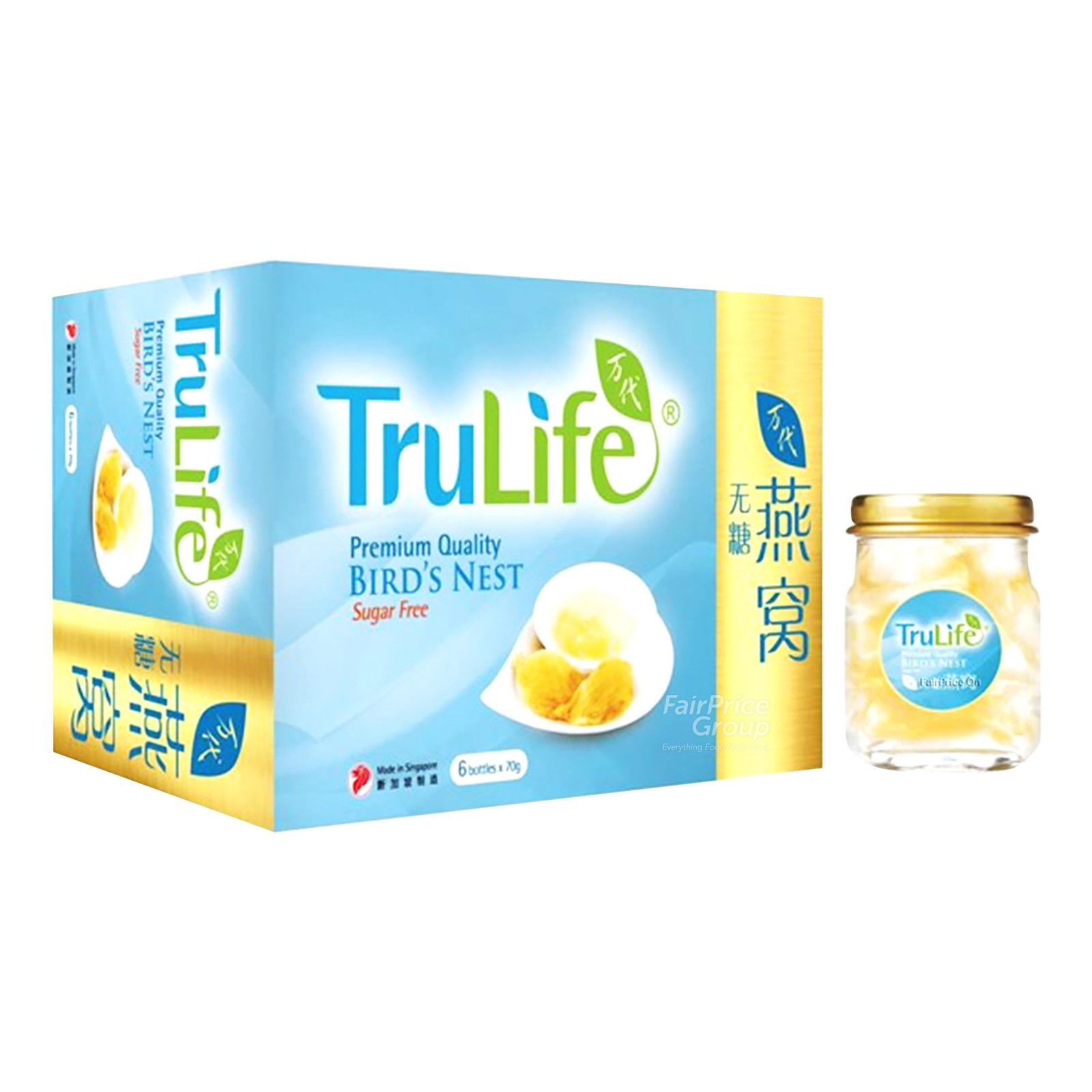 TruLife Premium Quality Bird's Nest - Sugar Free