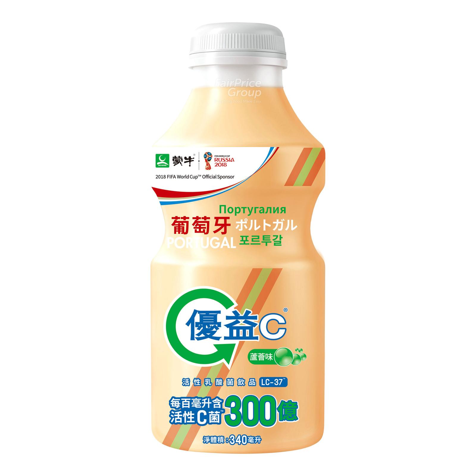 Monmilk Yoyi C Live Lactobacillus Bottle Drink - Aloe Vera
