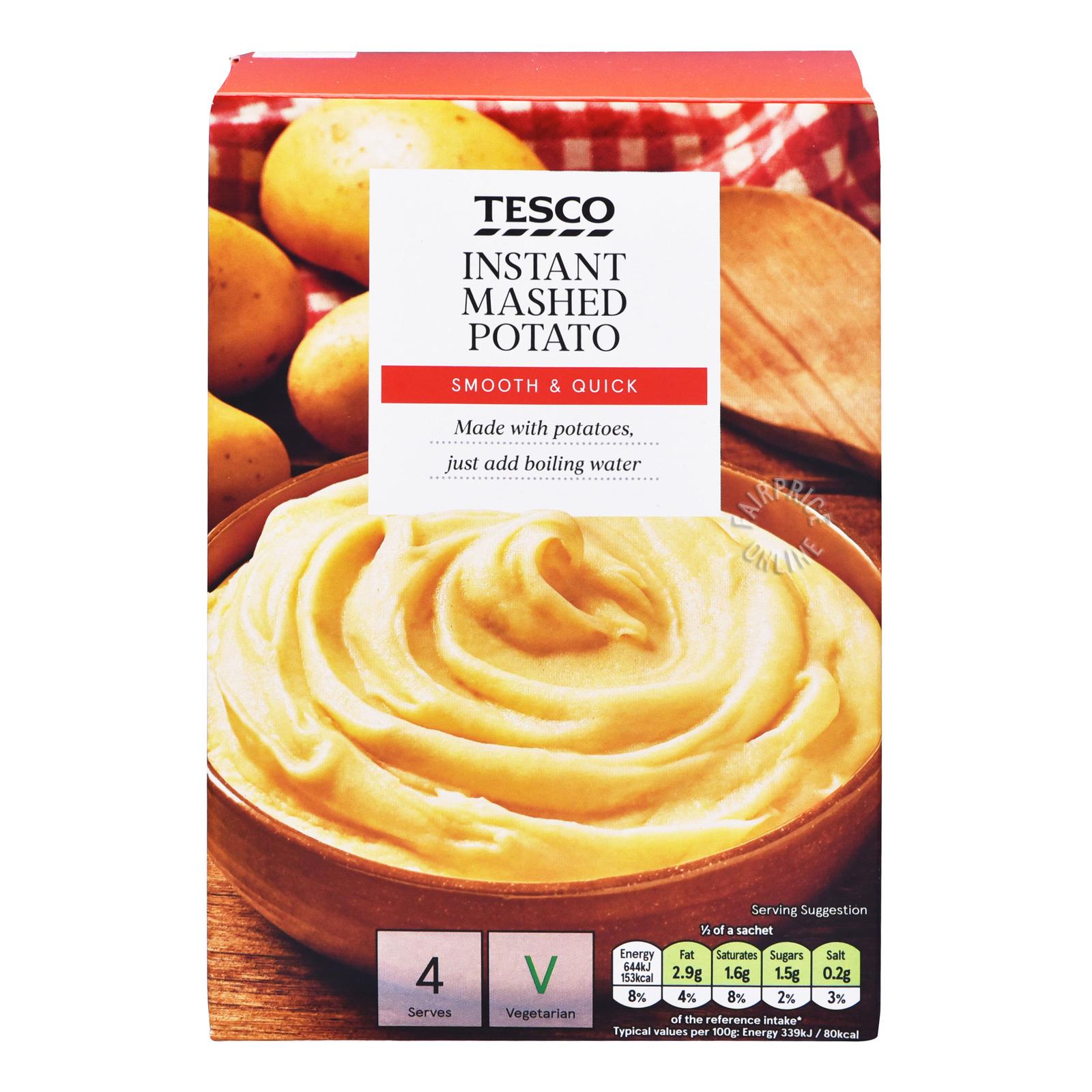 Tesco Instant Mashed Potato