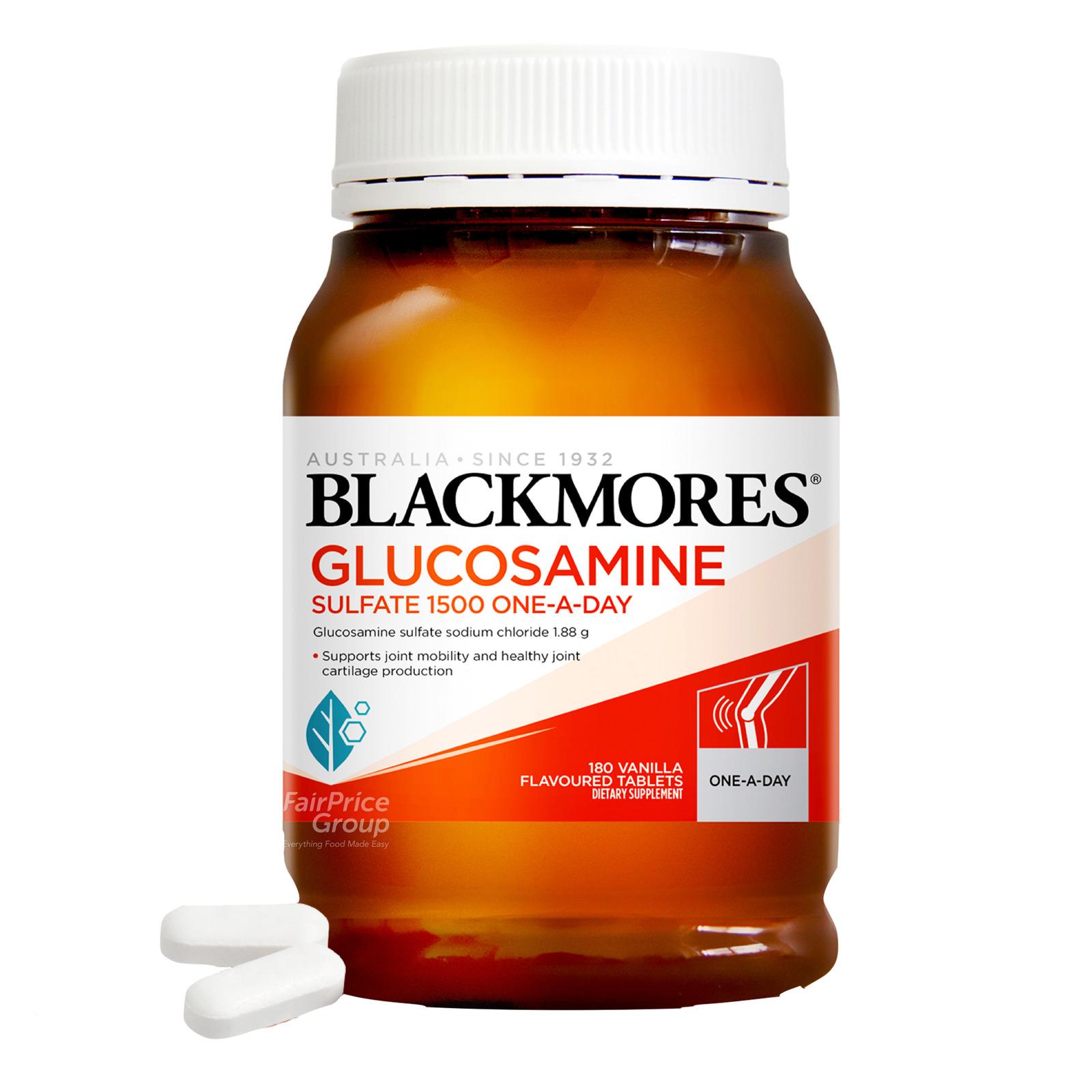 Blackmores Health Supplement - Glucosamine 1500