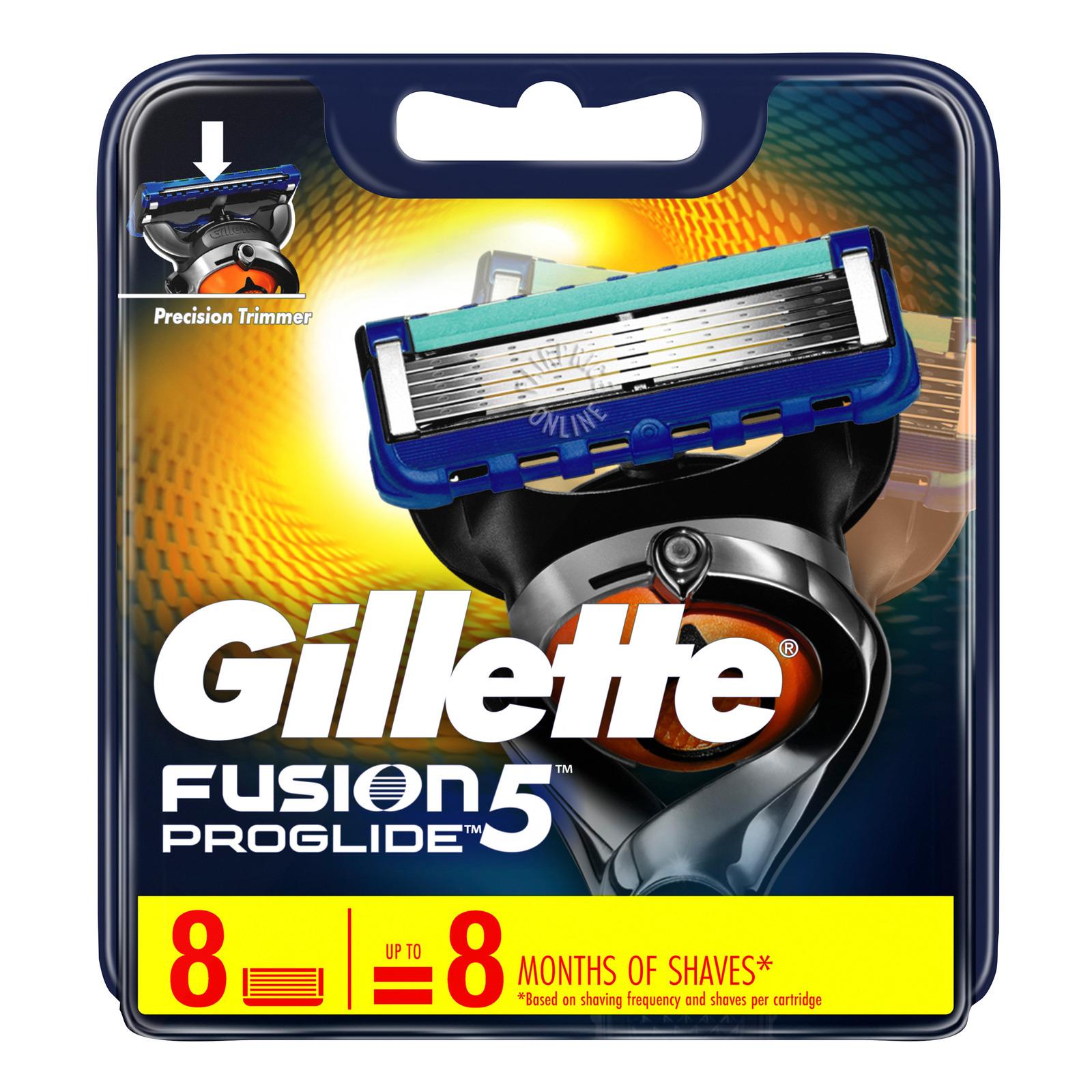 Gillette Razor Cartridge Refill - Fusion ProGlide