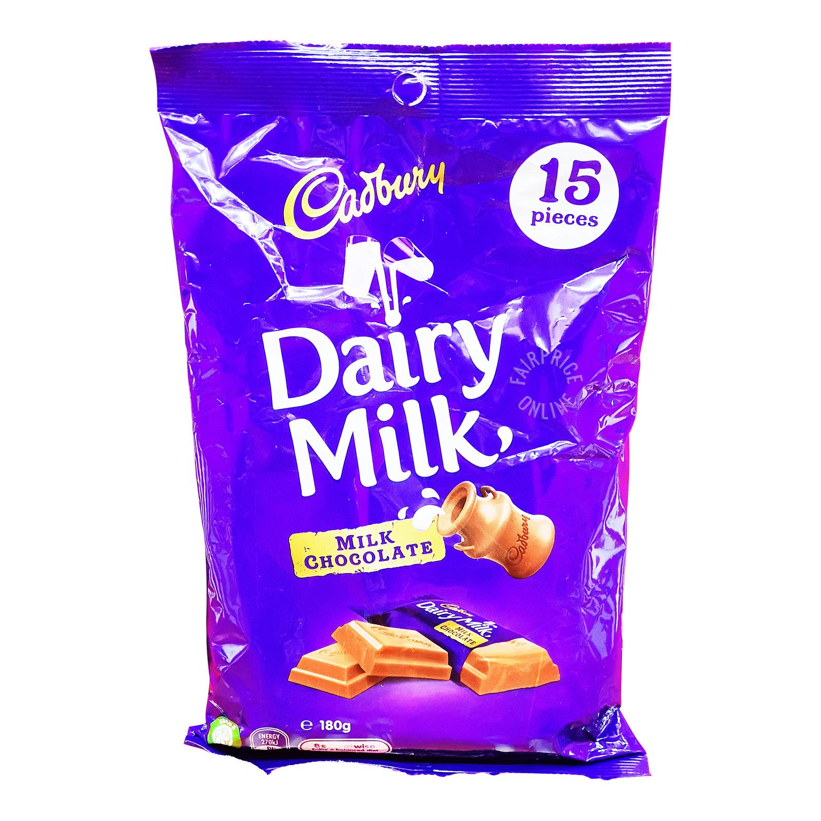 Cadbury Dairy Milk Chocolate Sharepack - Original