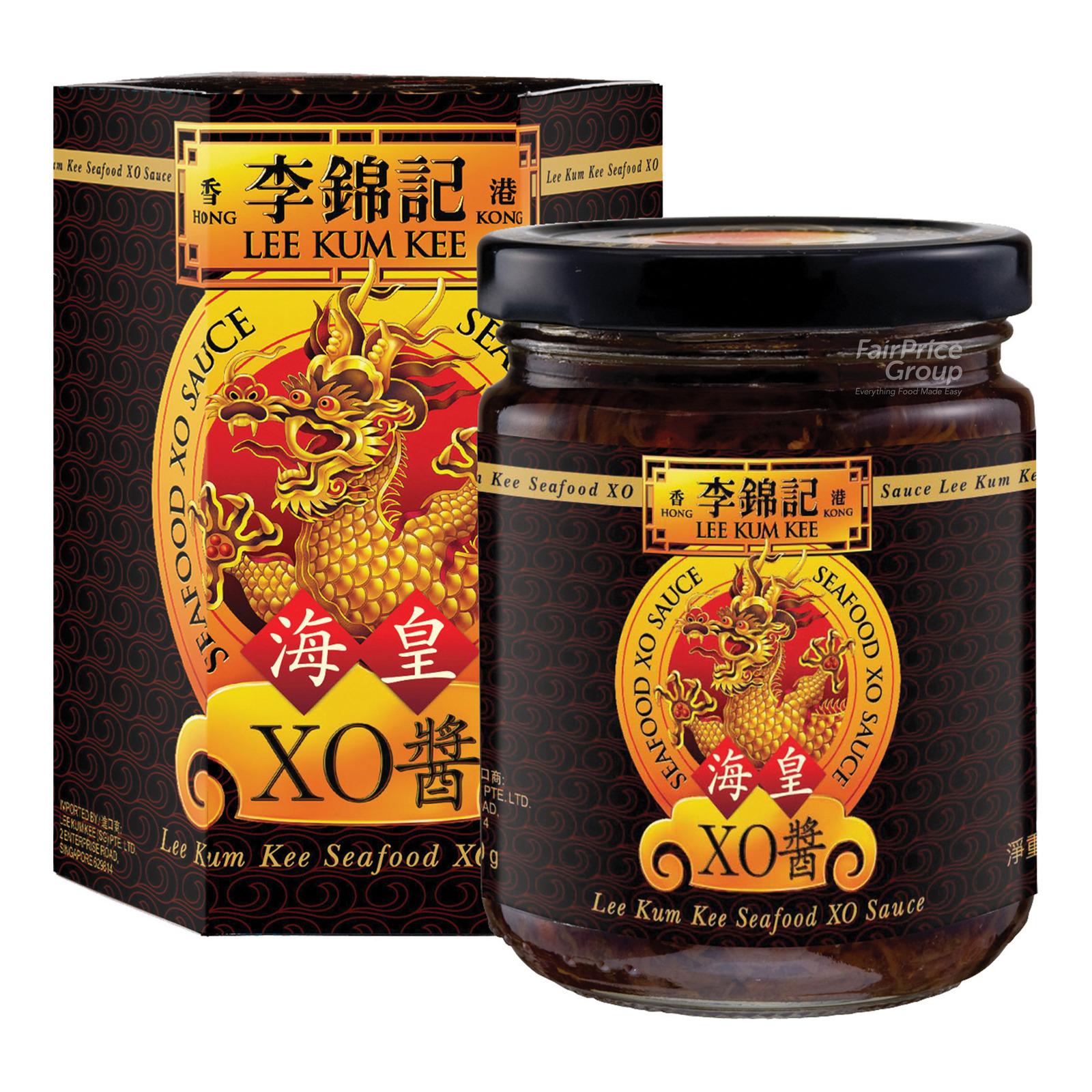 Lee Kum Kee XO Sauce - Seafood