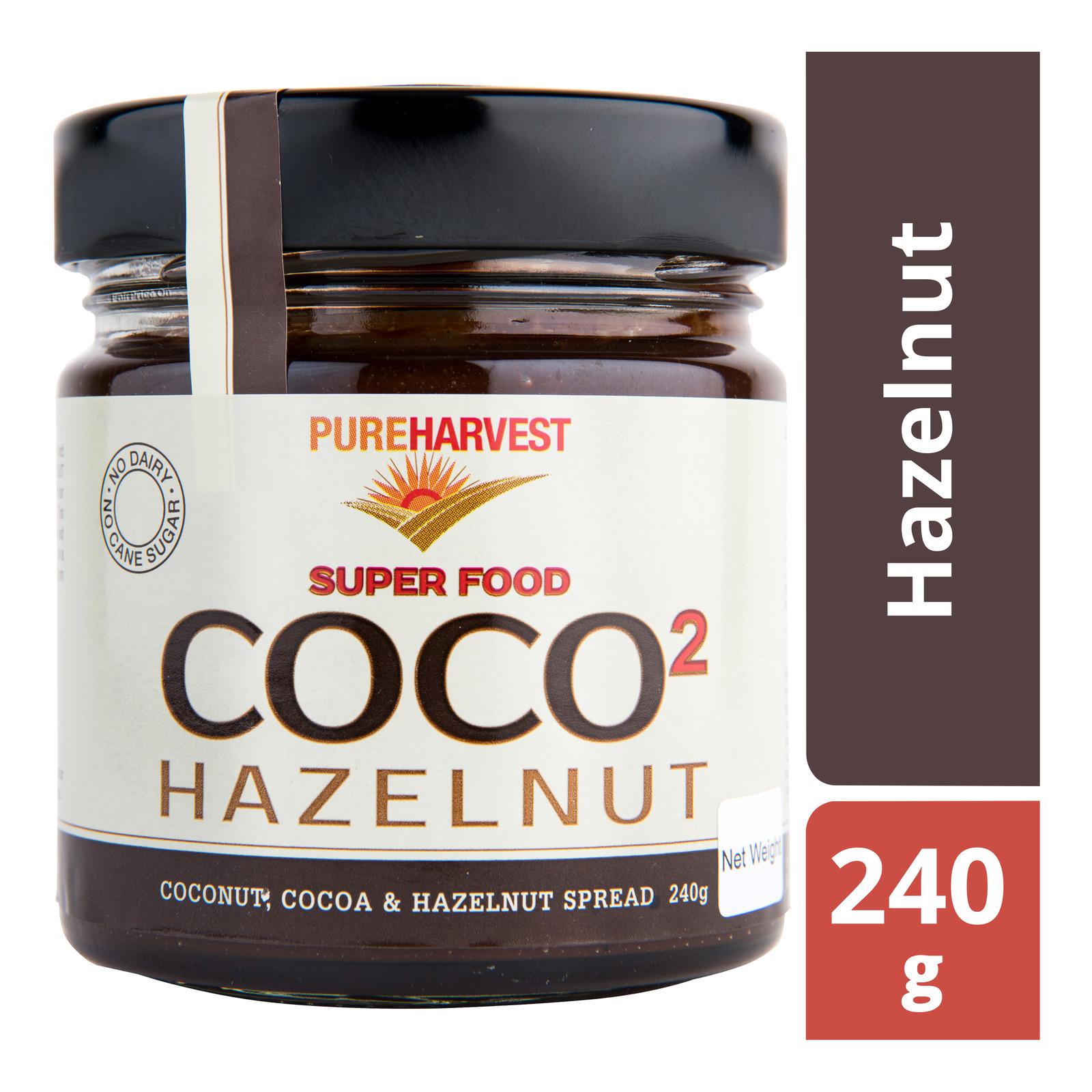 Pureharvest Super Food Coco2 Spread - Hazelnut