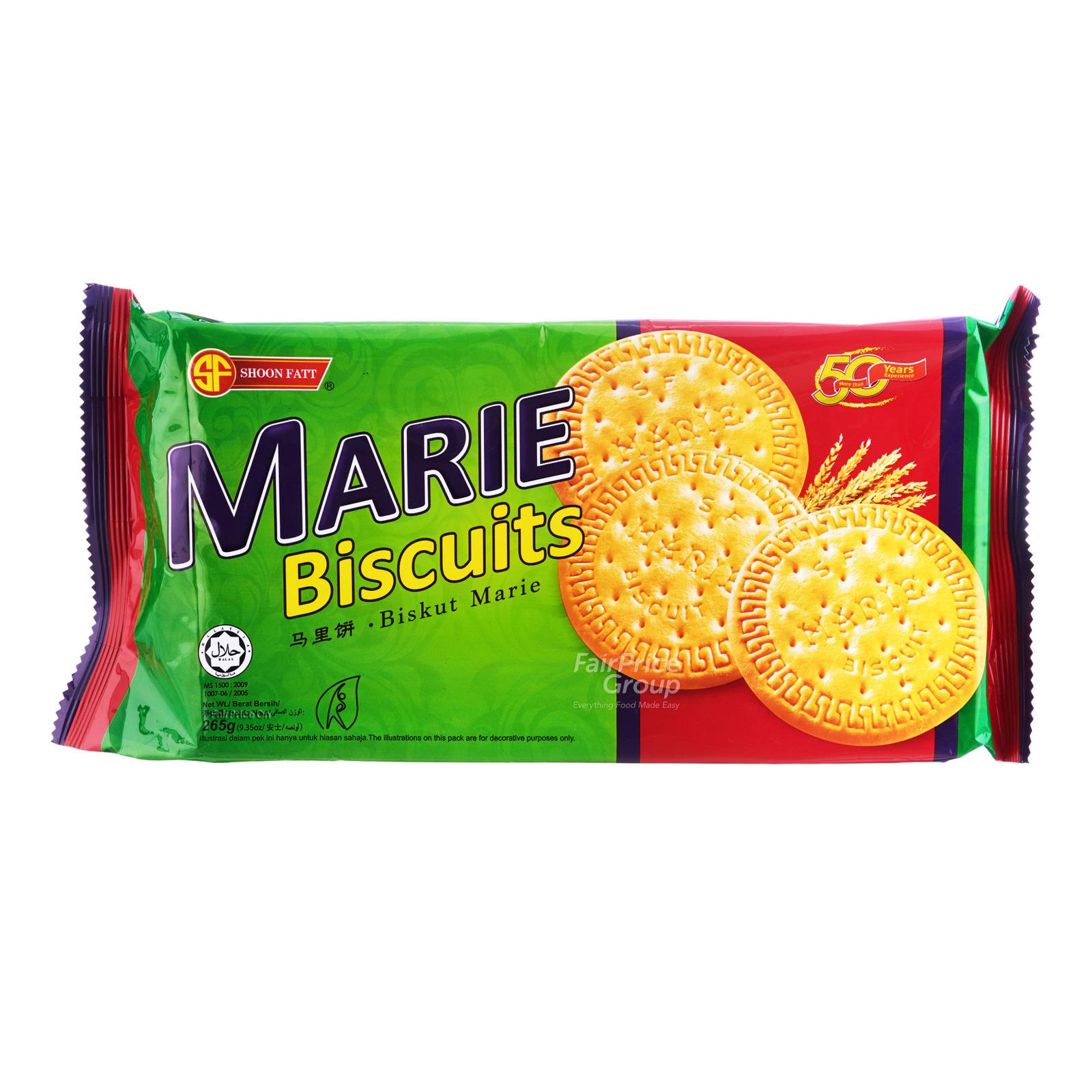 Shoon Fatt Marie Biscuit