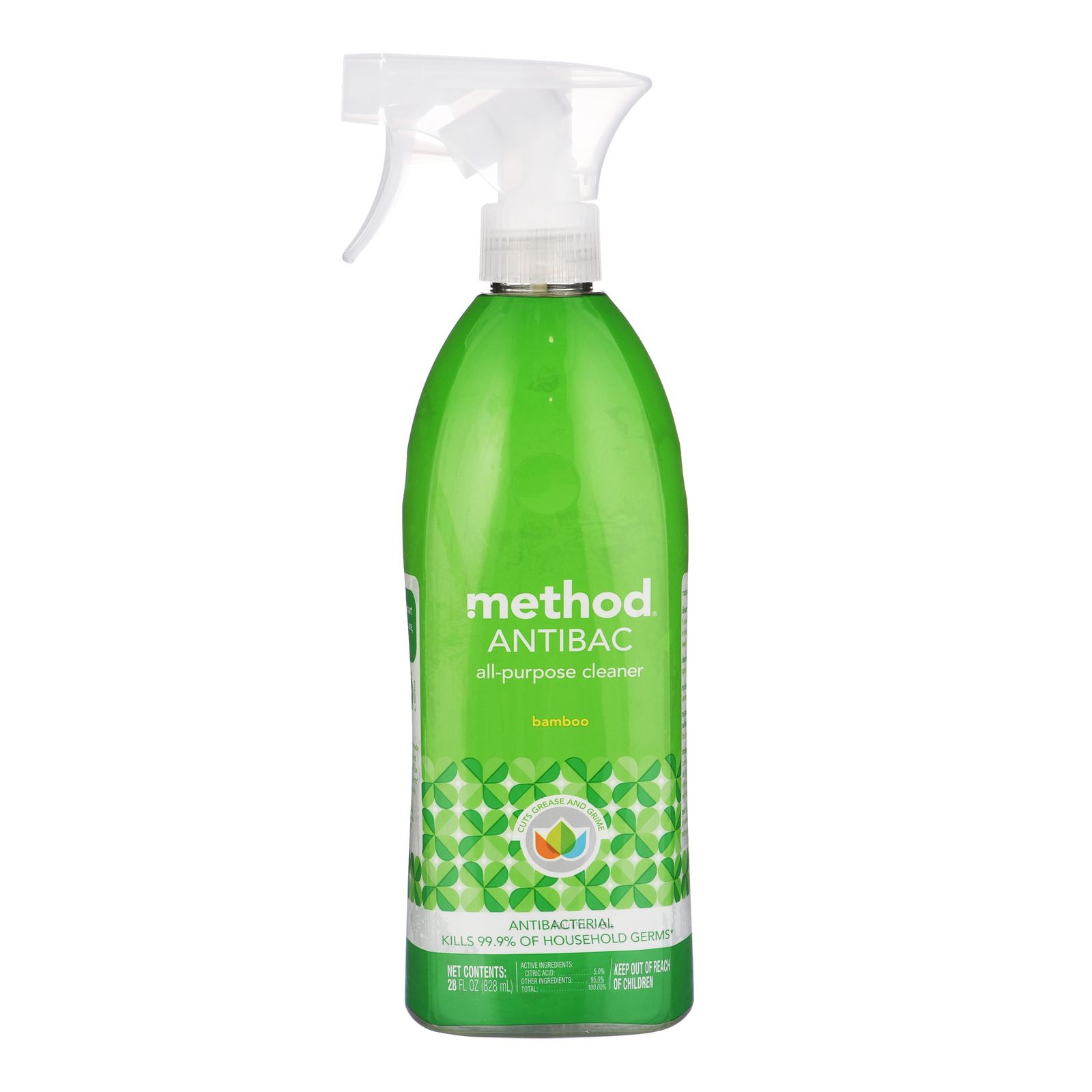 METHOD All Purpose Anti-bacterial Surface Cleaner Bamboo