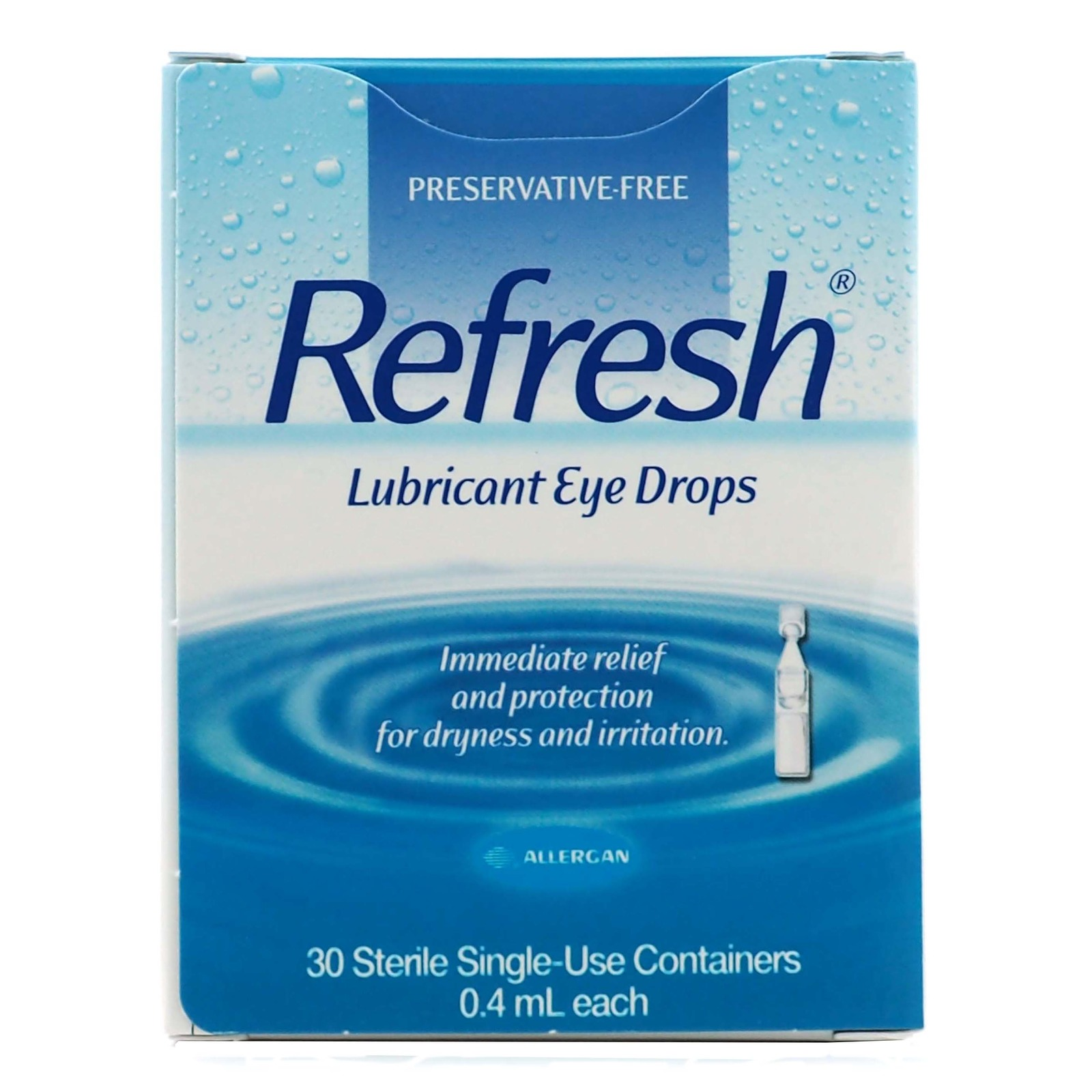Refresh Lubricant Eye Drops (Single-Use Containers)
