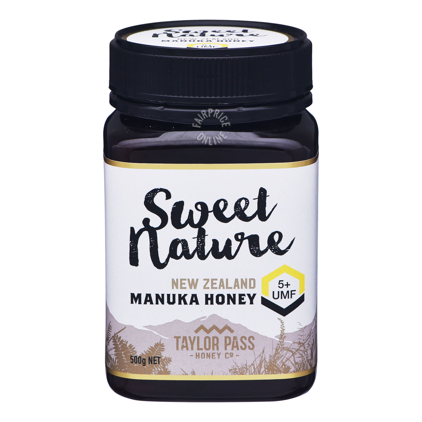Sweet Nature UMF 5+ Manuka Honey - By Nature's Nutrition