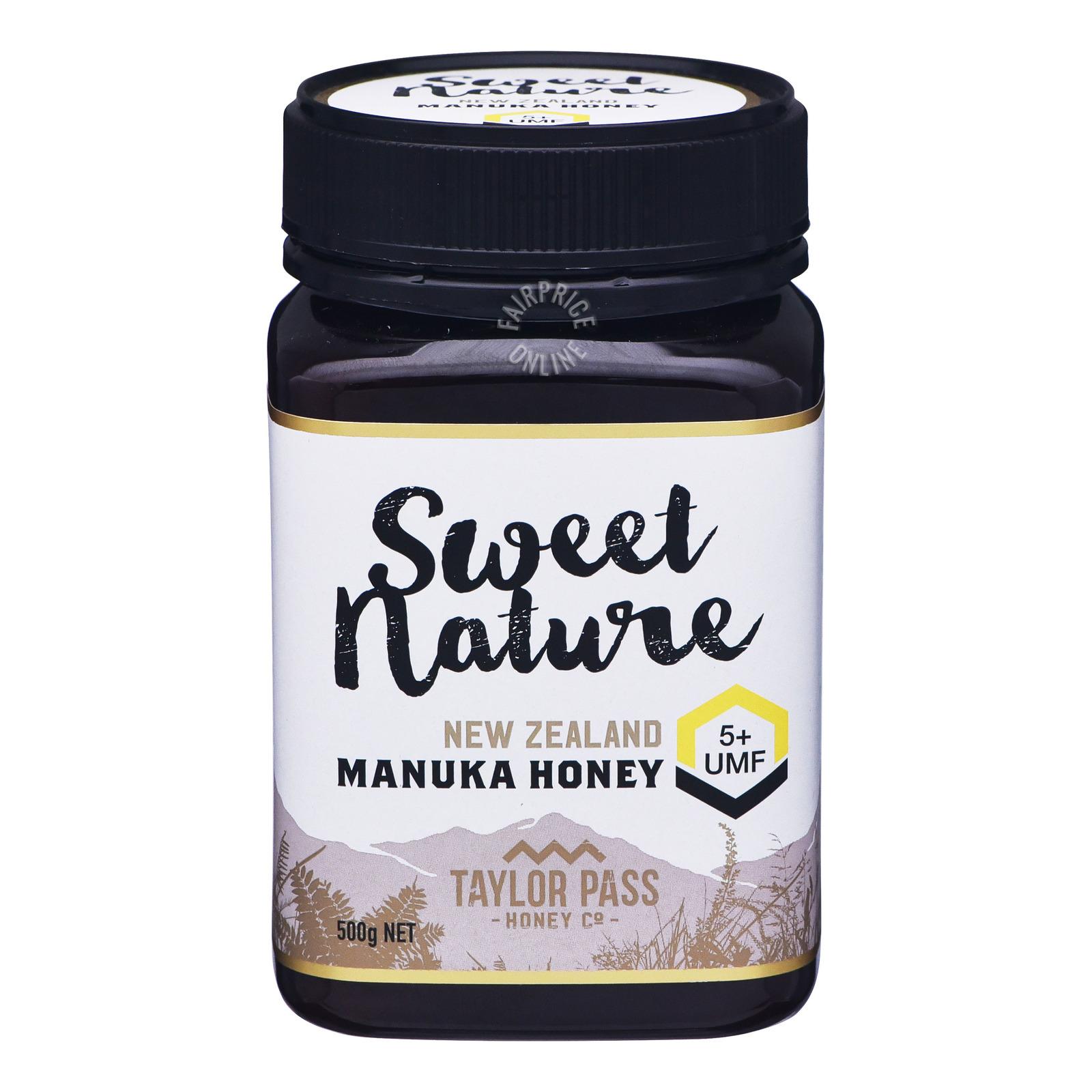 Sweet Nature Manuka Honey UMF 5+