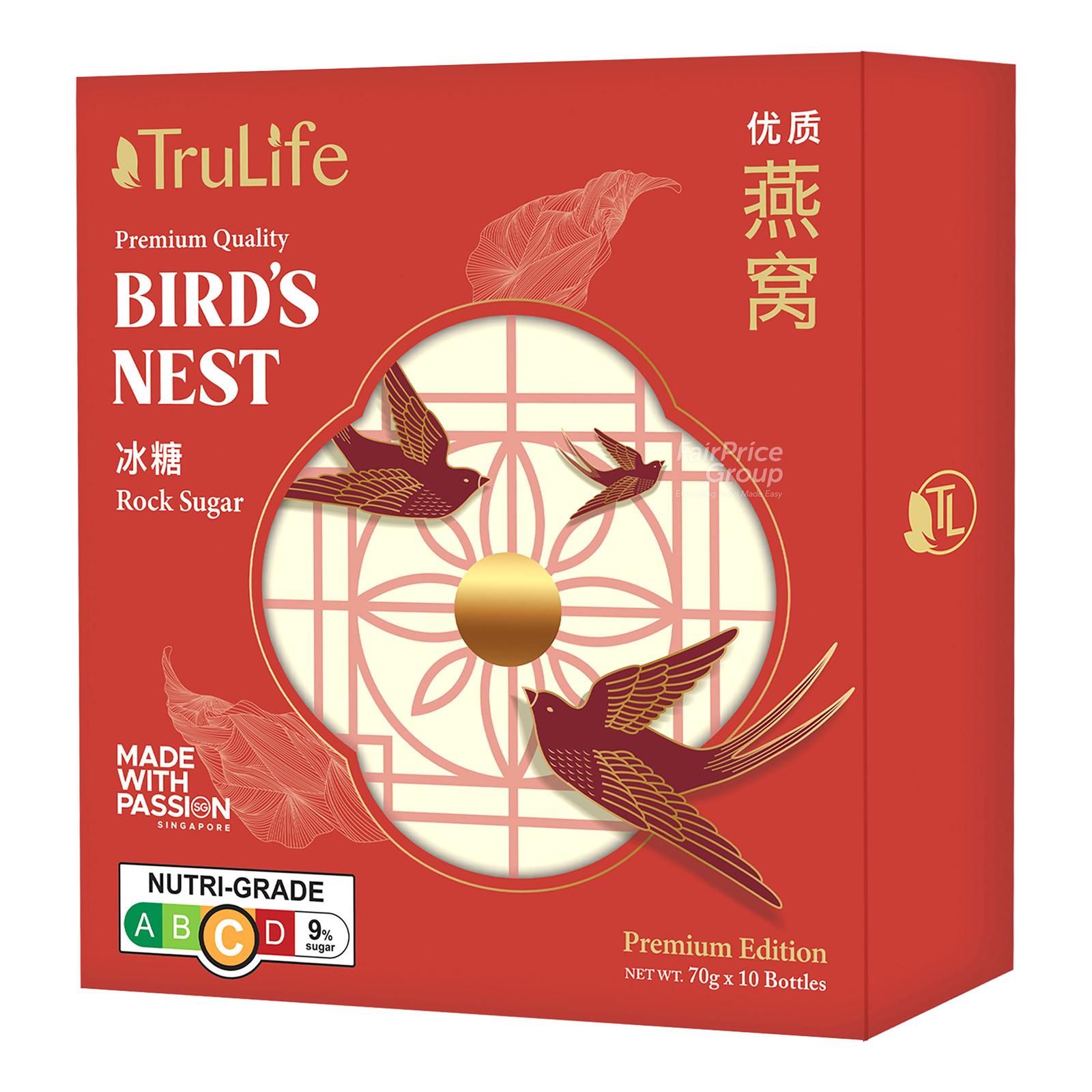 TruLife Premium Bird's Nest - Rock Sugar